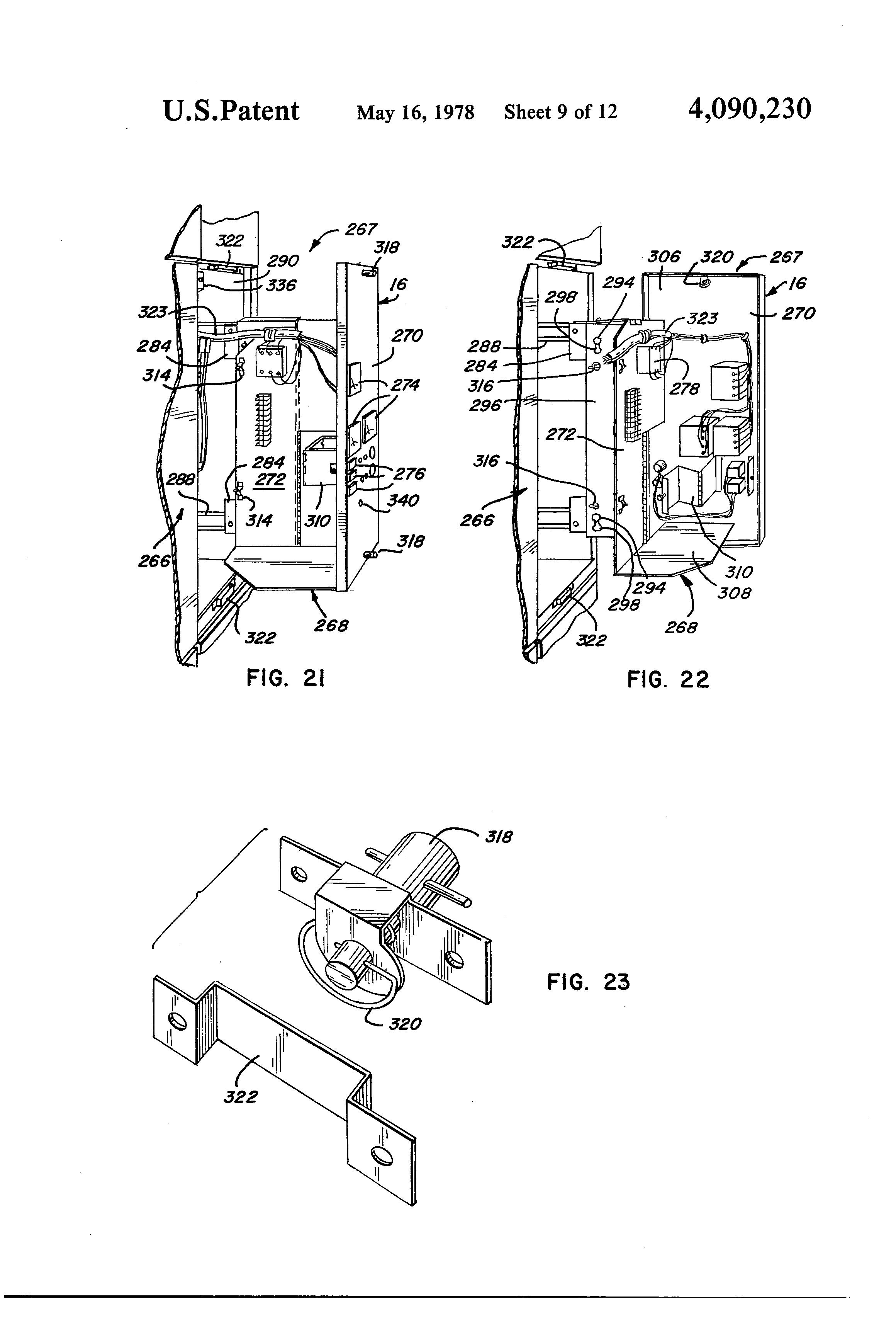 patent us4090230