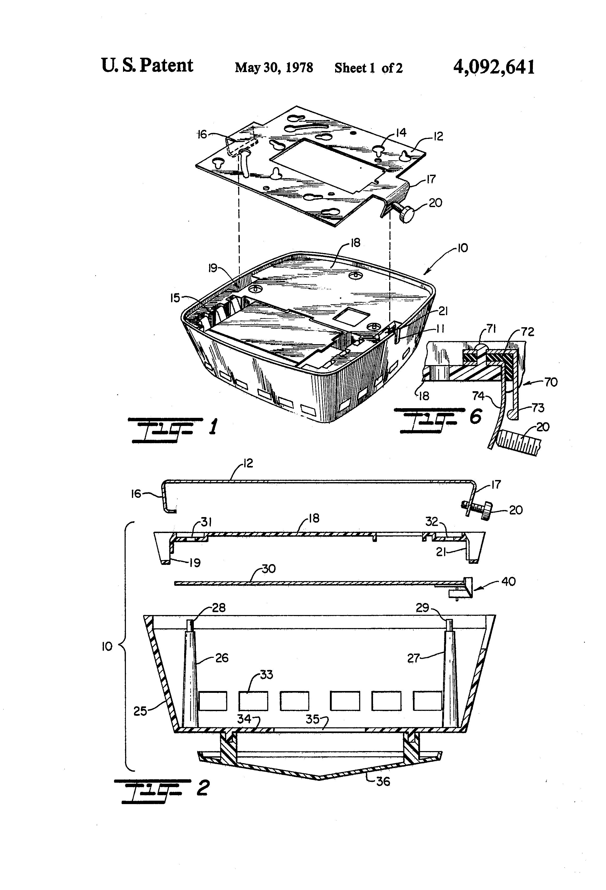 patent us4092641