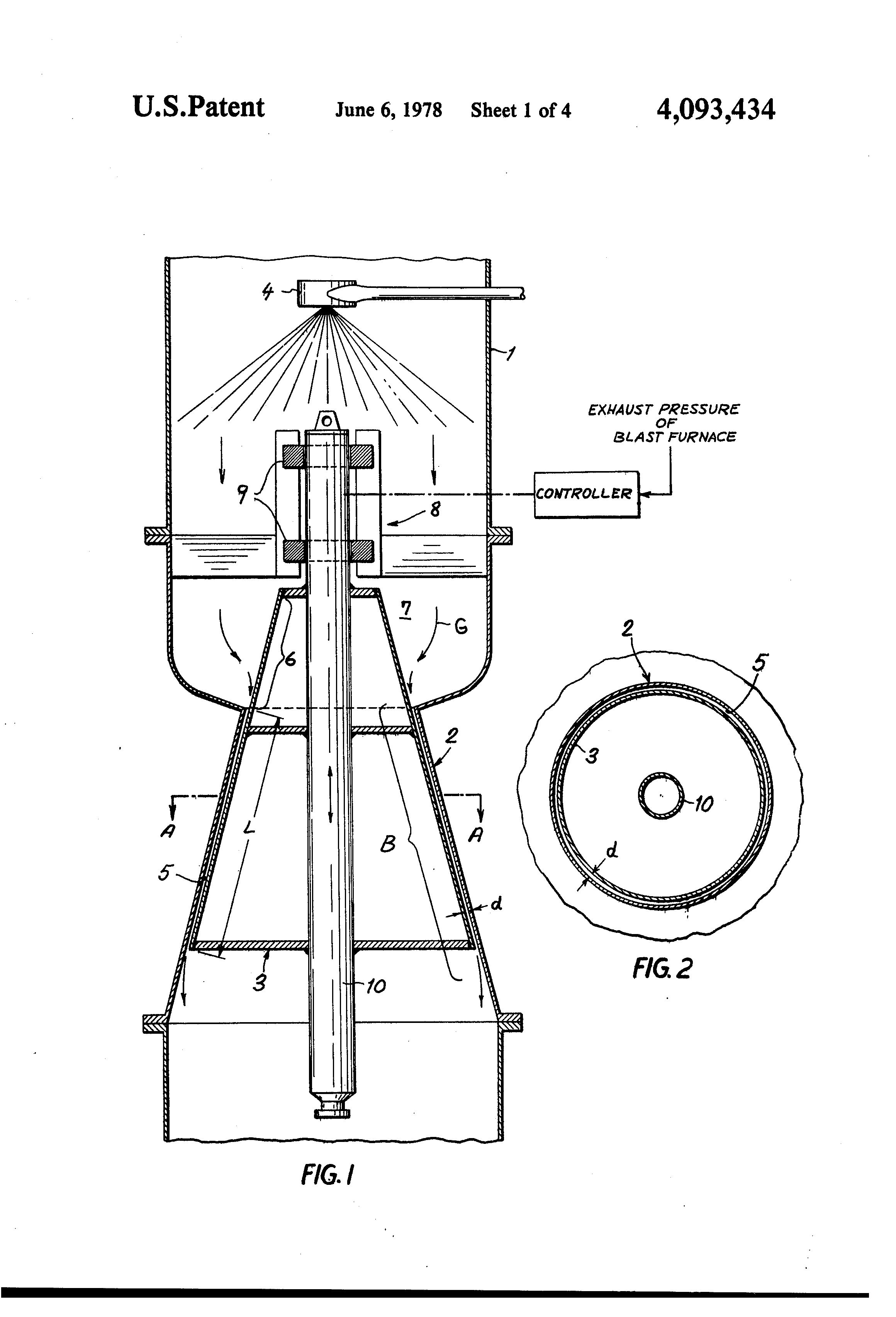 305717869 Thickness Measurement of Blast Furnace Staves with Curved Cooling Channel Using a Specially Designed Ultrasonic Probe also US4093434 together with 728 in addition US4133655 in addition Furnace 2C Cupola. on blast furnace cross section
