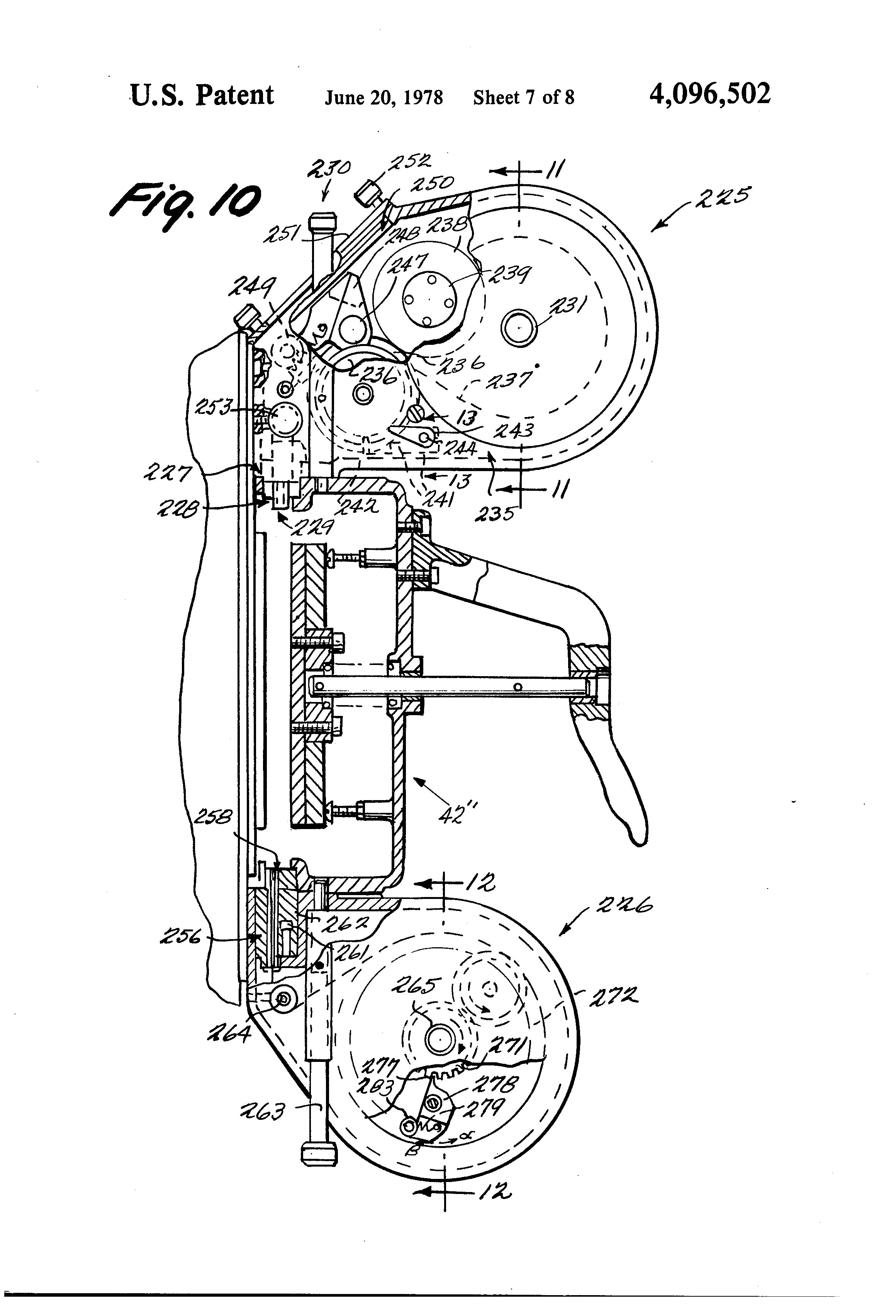 Patent Us4096502 Stereometric Camera System Google Patente 2000 Correct Craft Wiring Diagram Drawing
