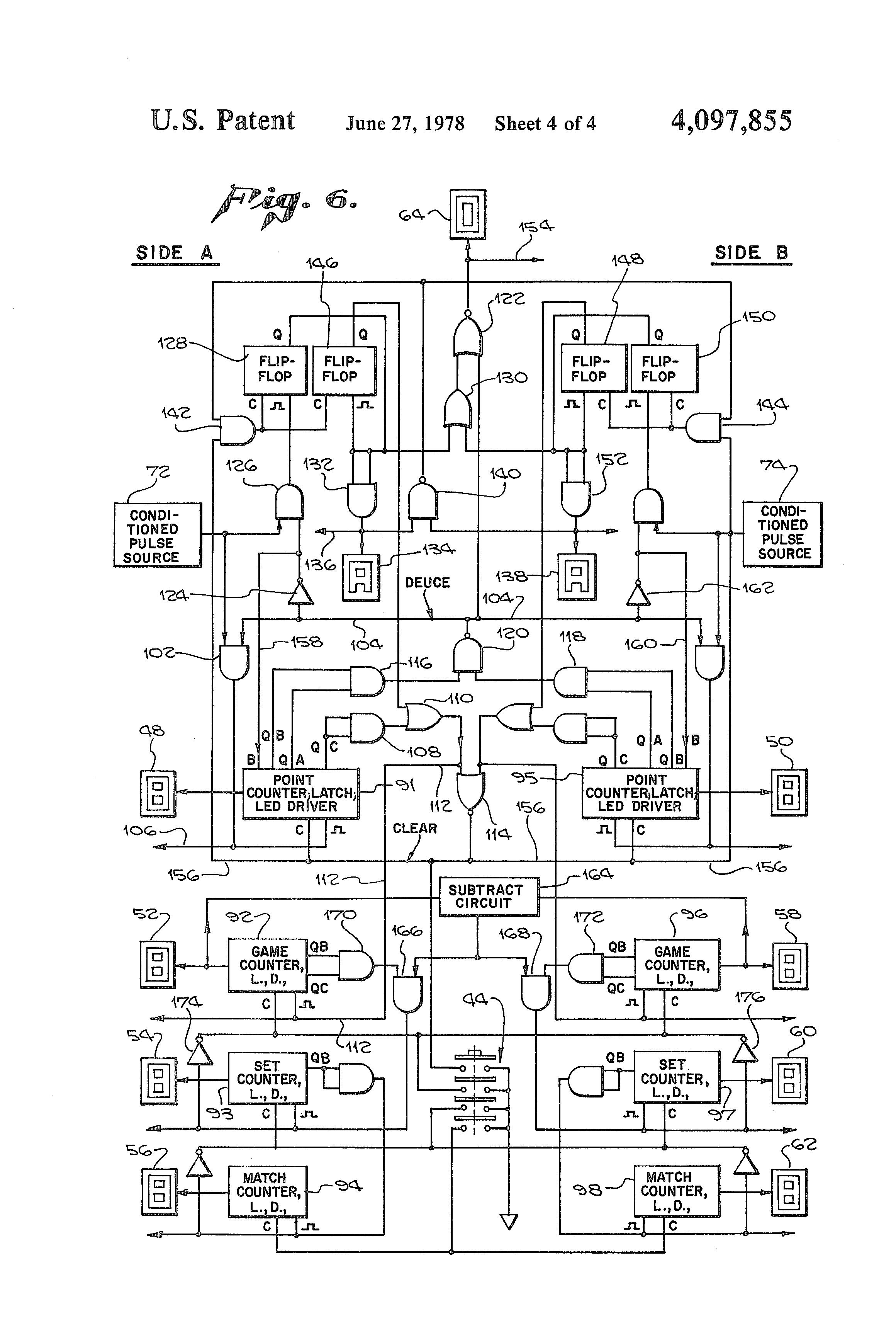 patent us4097855