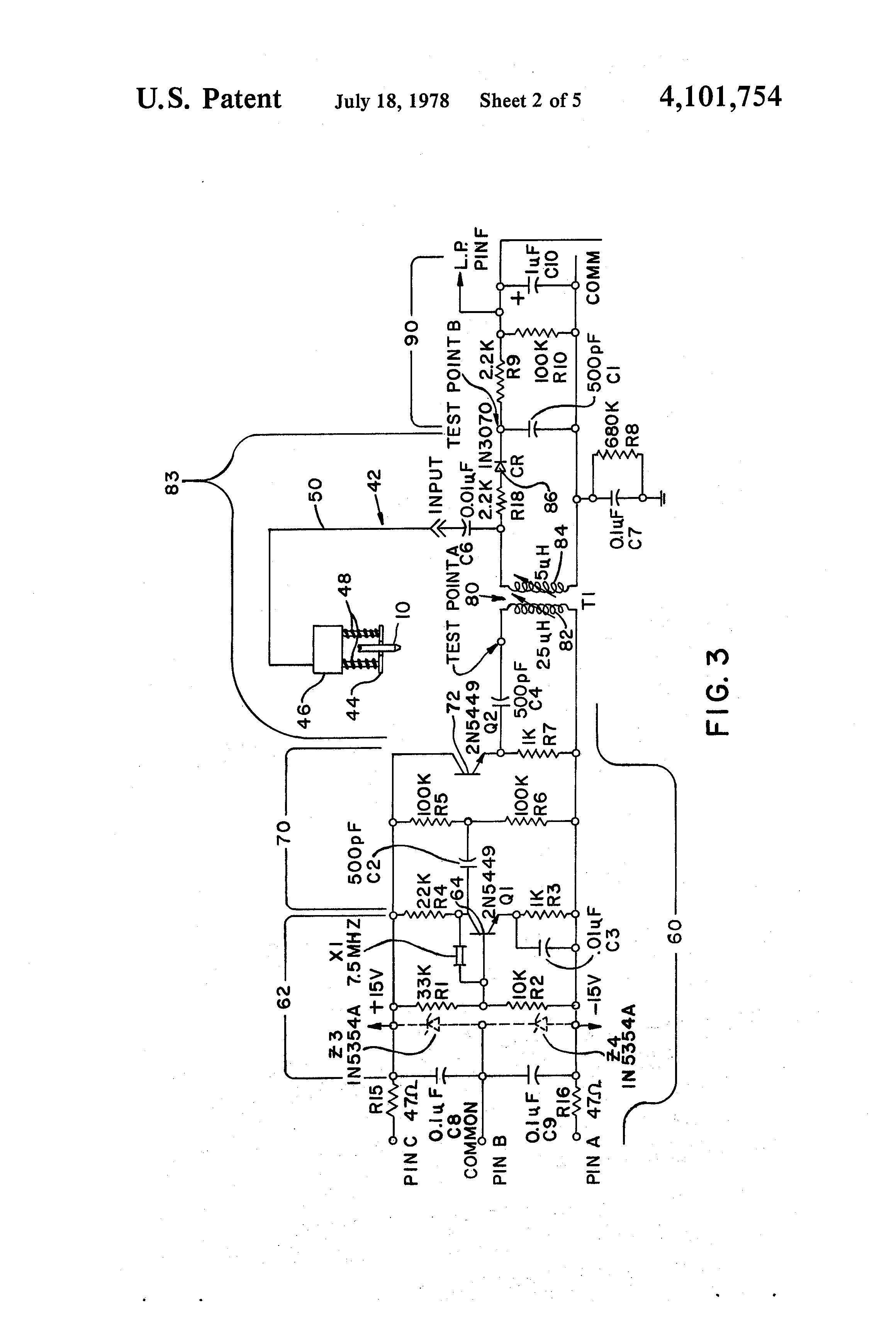 patent us4101754