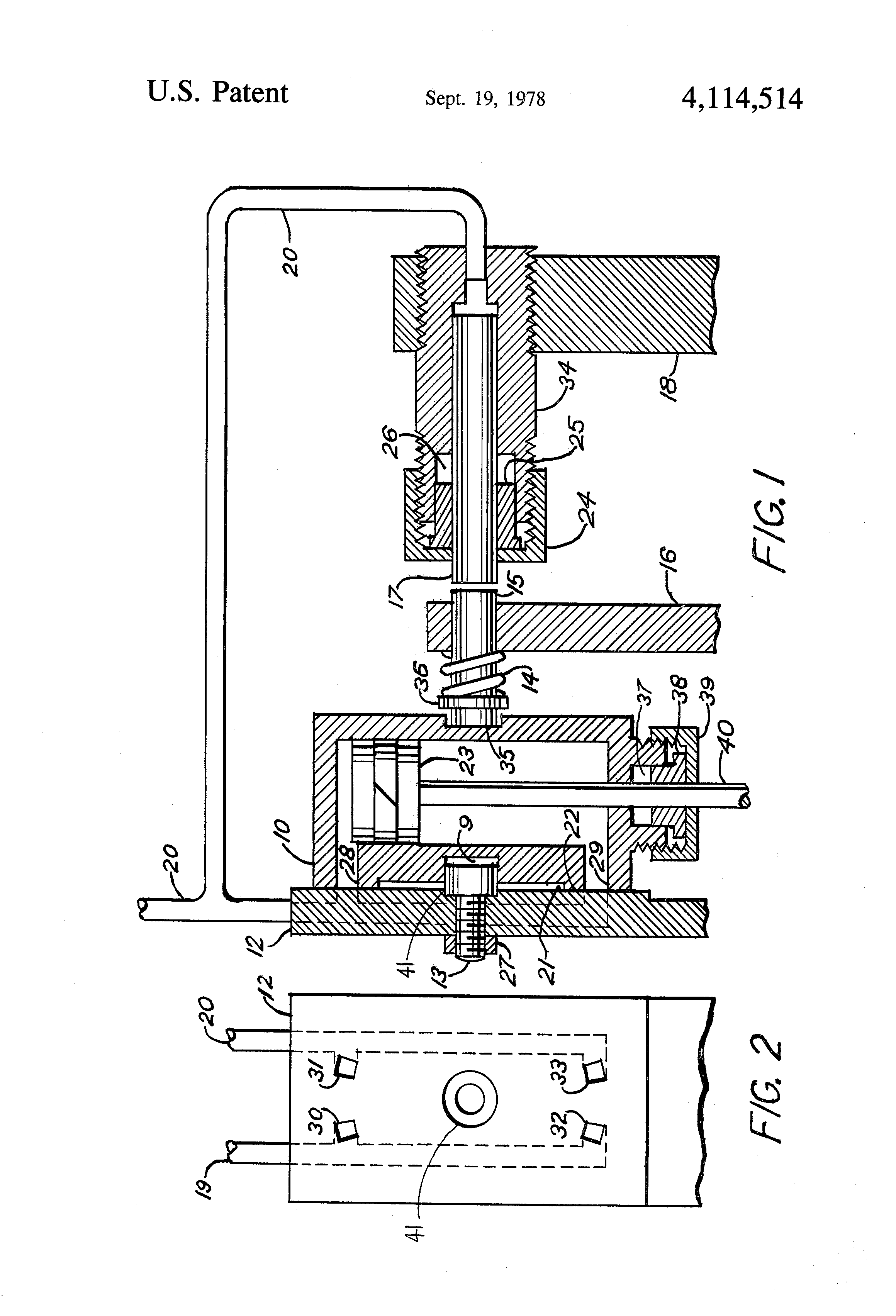 Patent Us4114514 Oscillating Steam Engines Google Patents Engine Piston Diagram Drawing