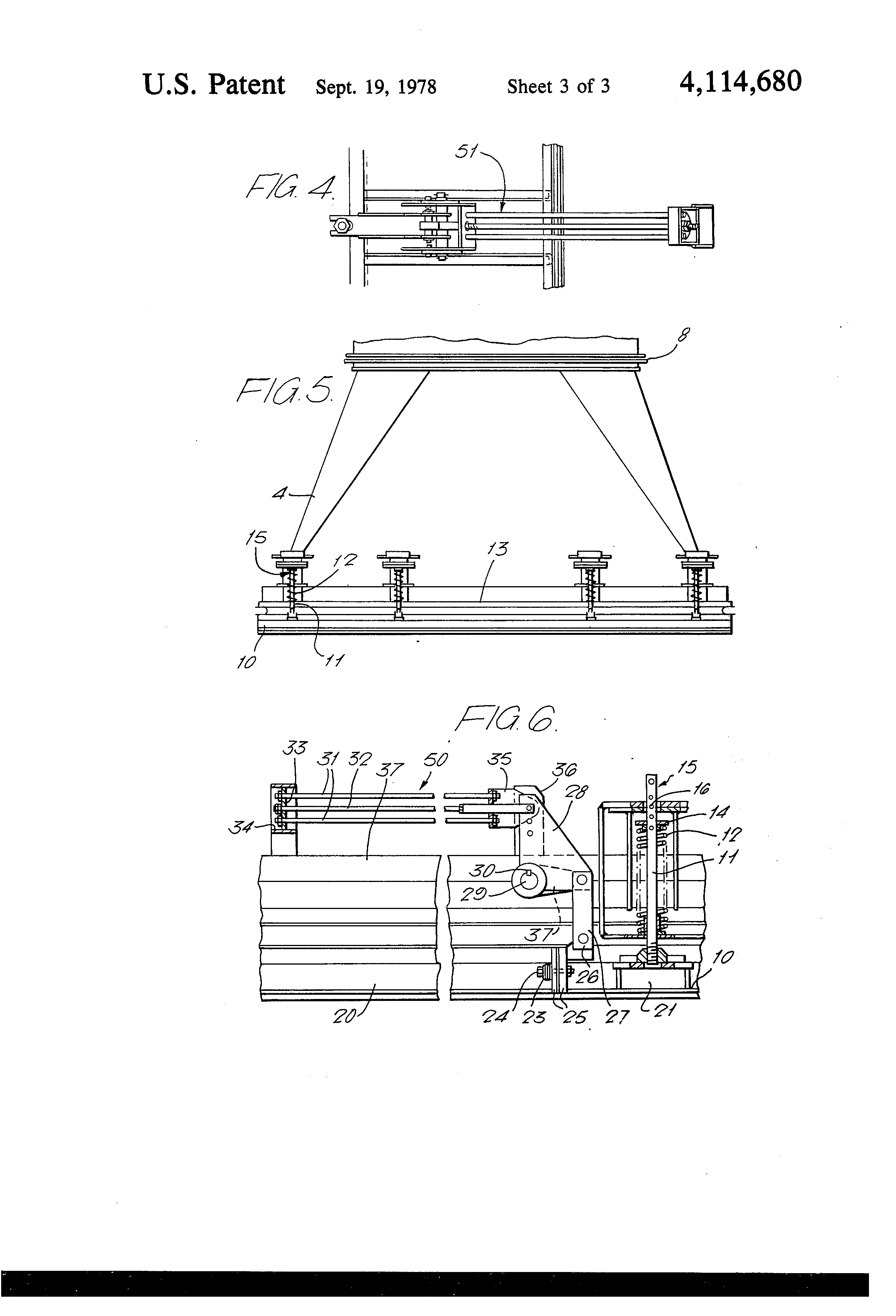 Patent Us4114680 Regenerative Air Preheater For Separate Shaw Box Hoist Wiring Diagram Drawing