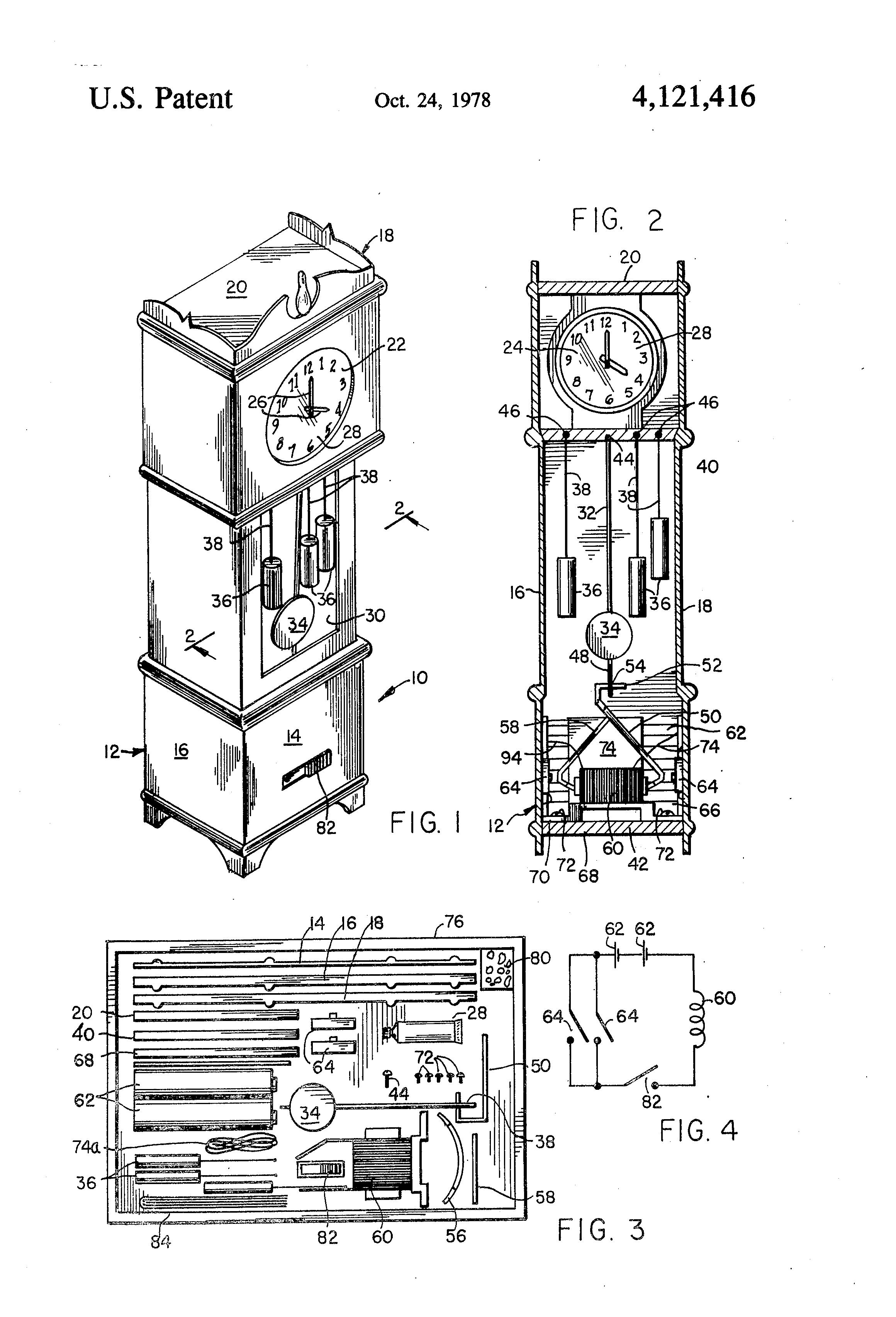 Excellent Howard Miller Grandfather Clock Parts Manual Wiring Database Gramgelartorg