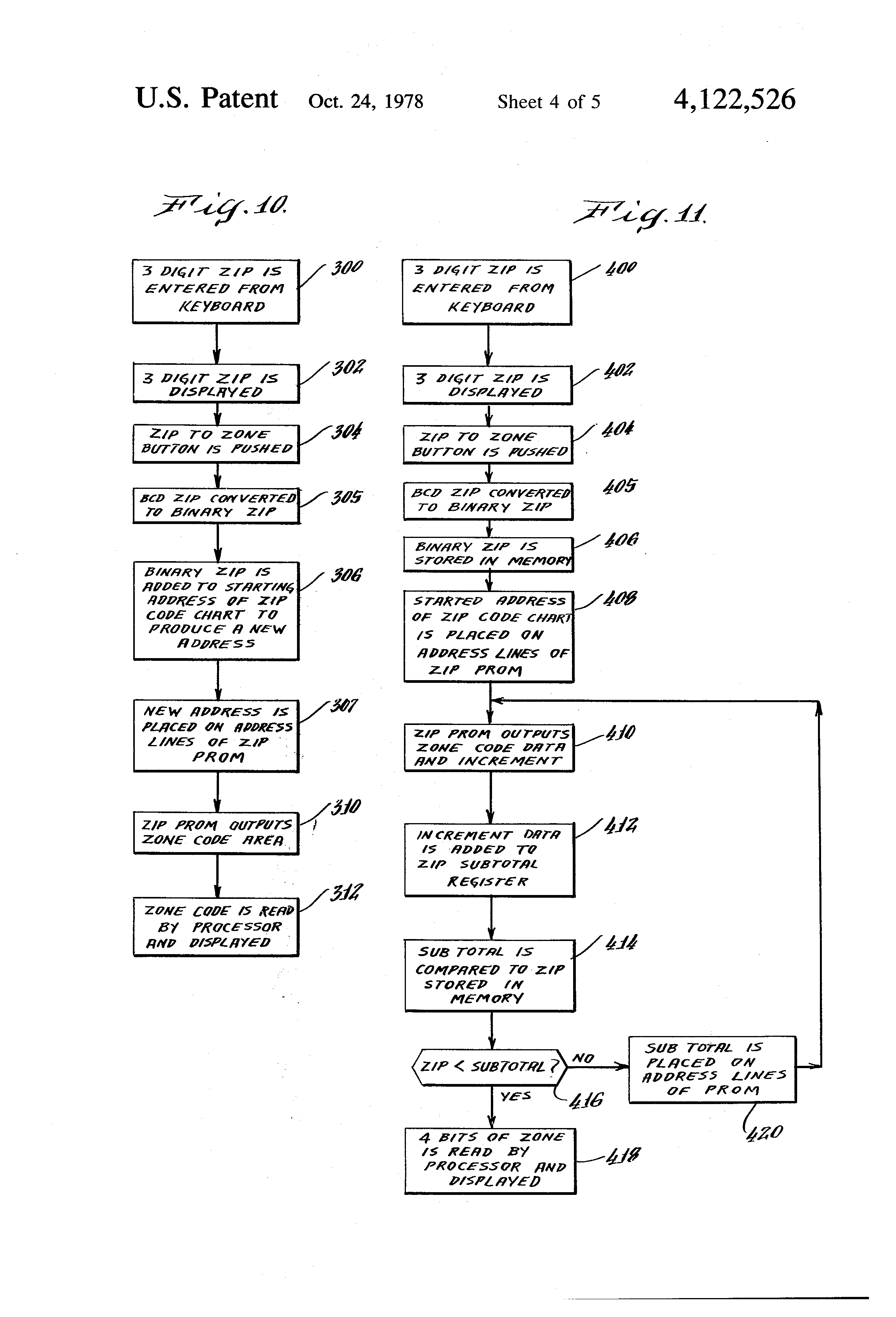 Patent US Calculating And Postal Zip Codetopostal Zone - Us zip codes in numerical order