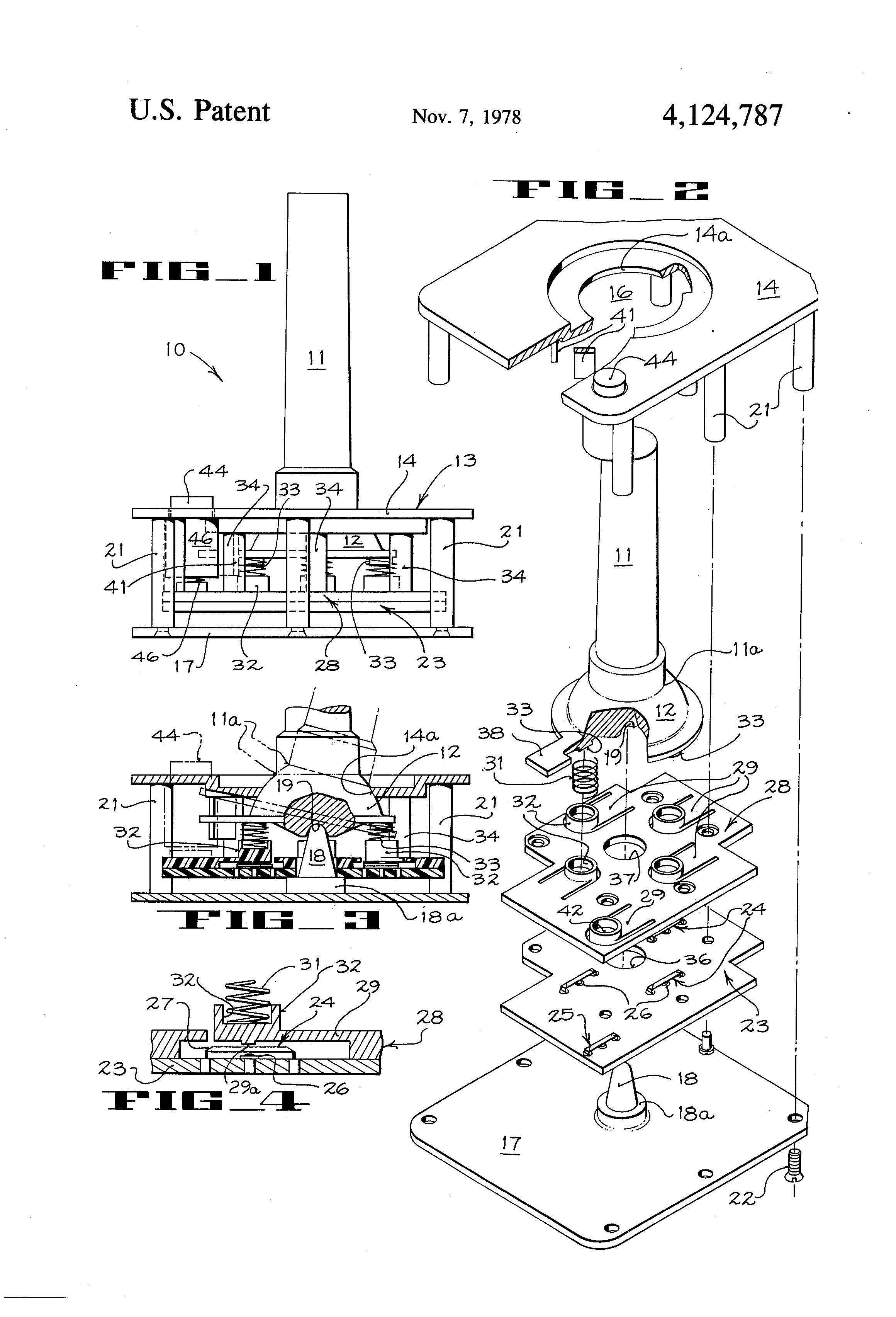 patent us4124787
