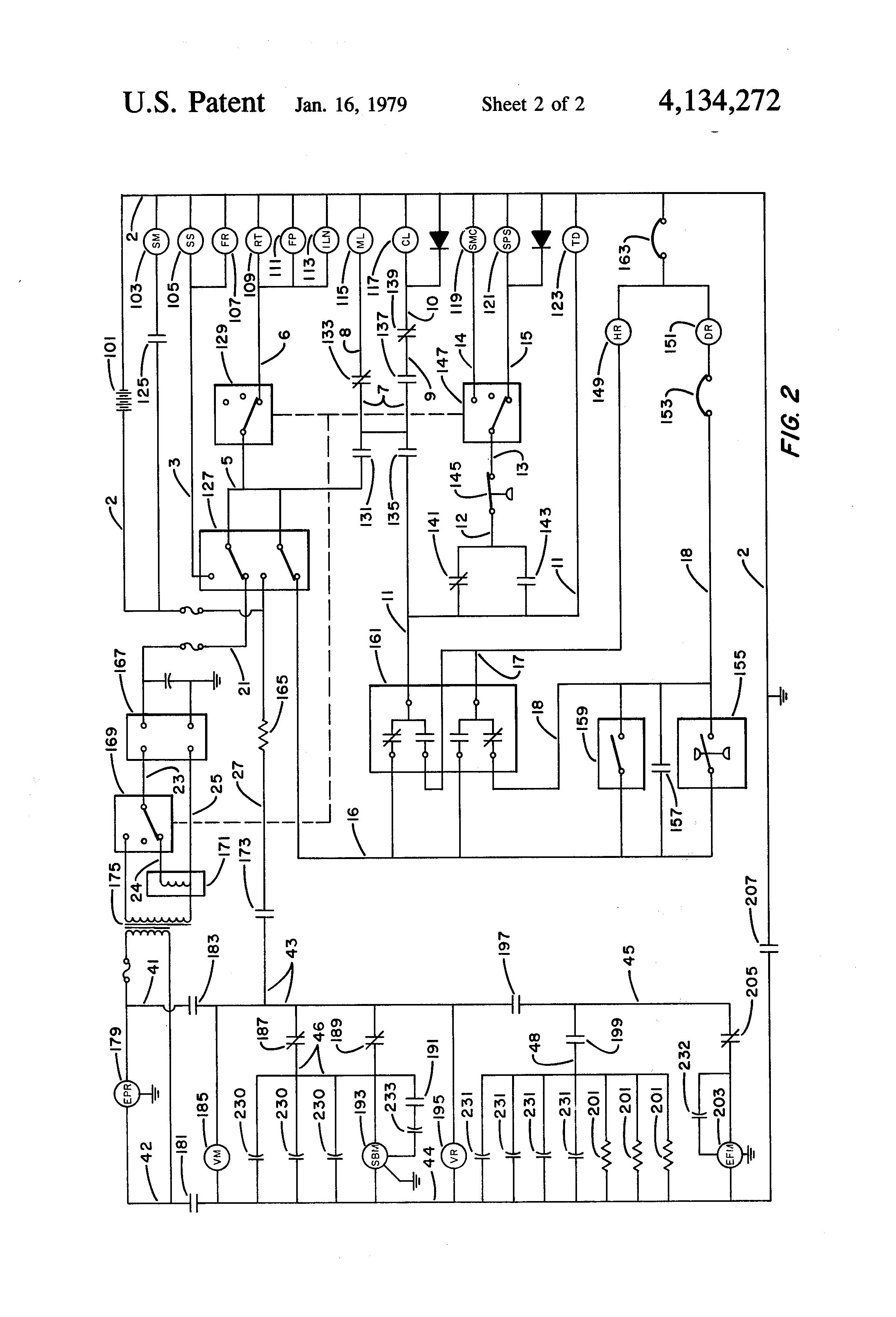 refrigeration  refrigeration electrical circuit
