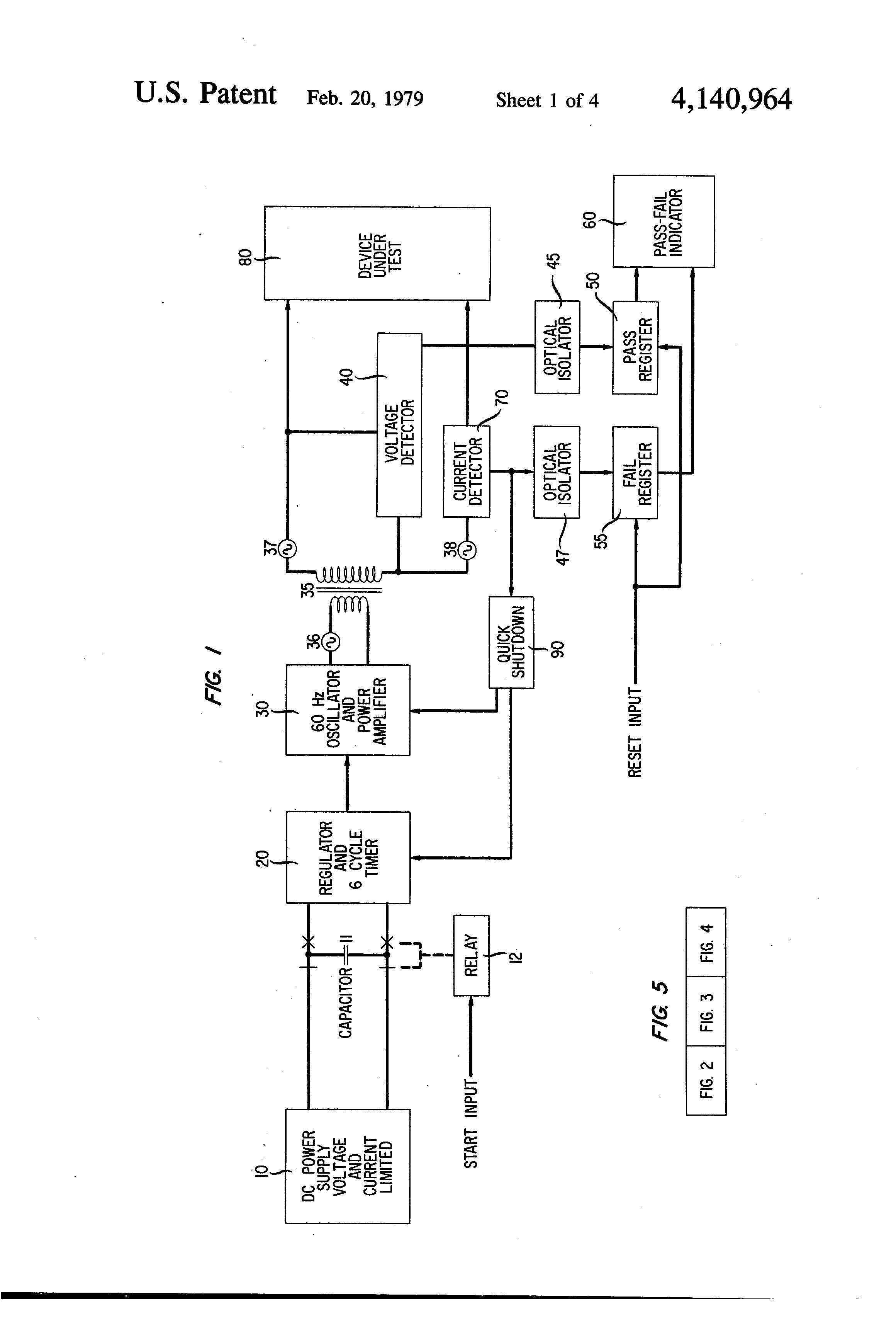 patente us4140964 high voltage breakdown test circuit for rh google tl