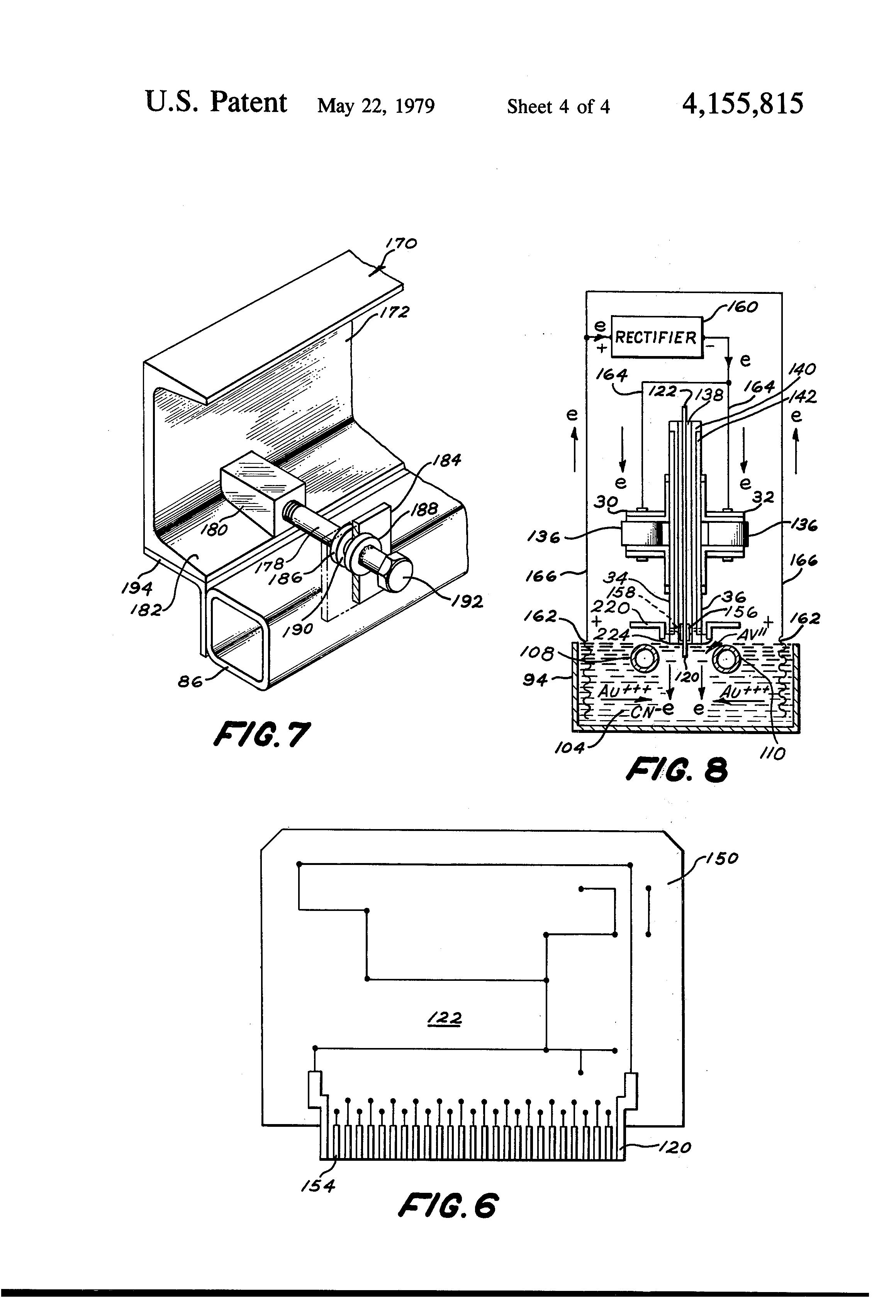 brevetto us4155815