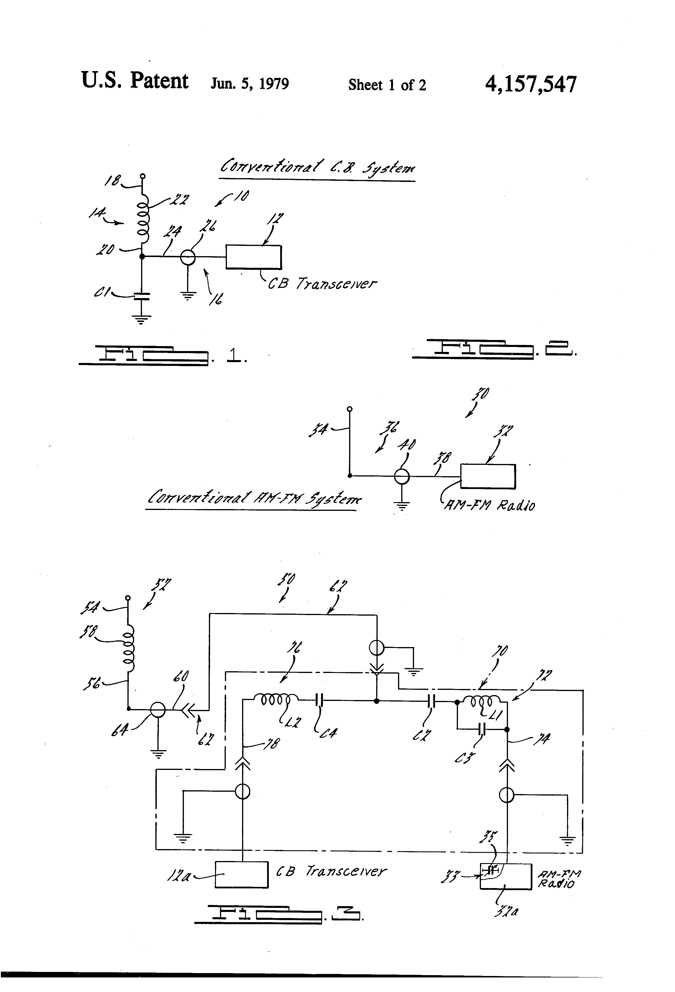 Fm Antenna Splitter Schematic Trusted Wiring Diagrams Cb Radio Diagram Am Circuit Services U2022