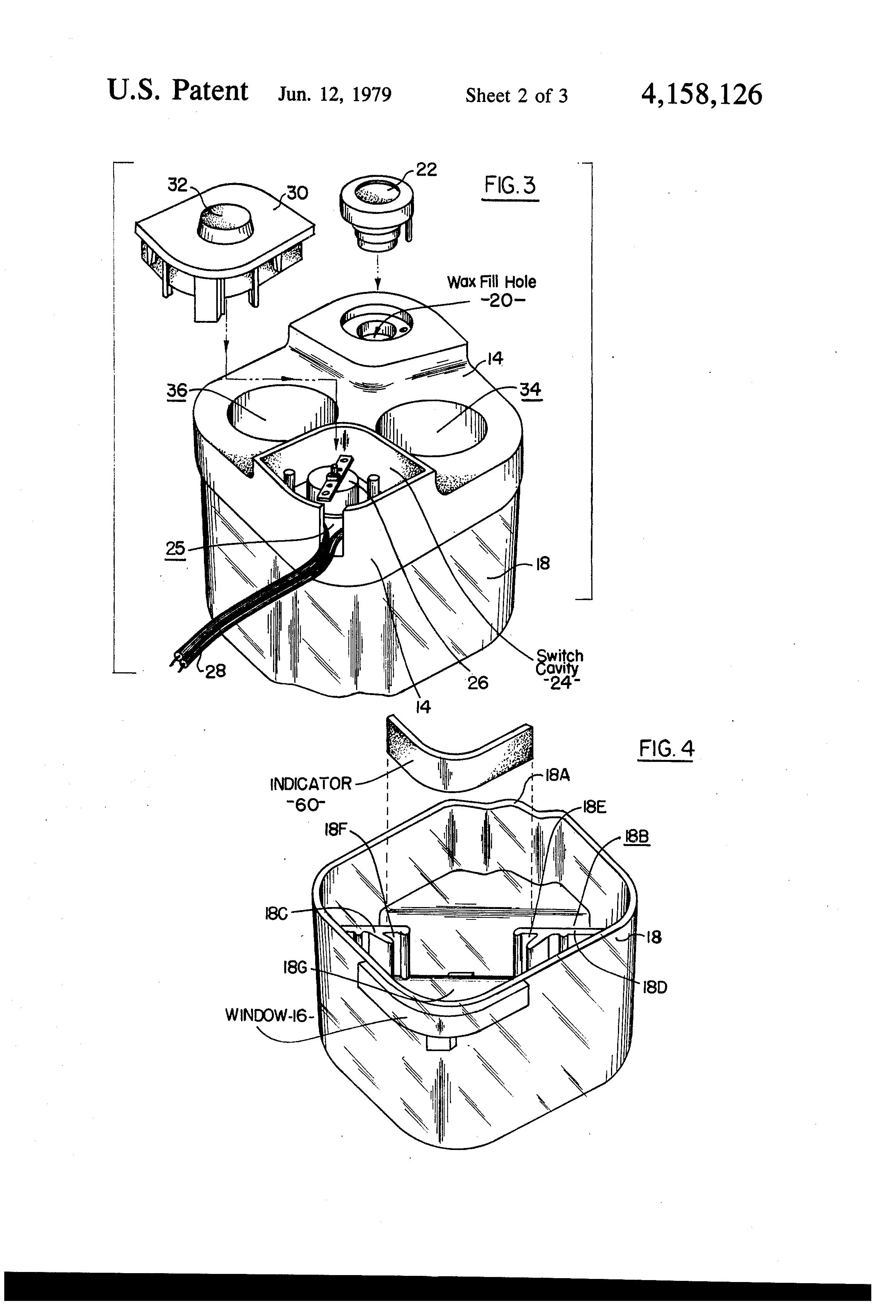 patent us4158126