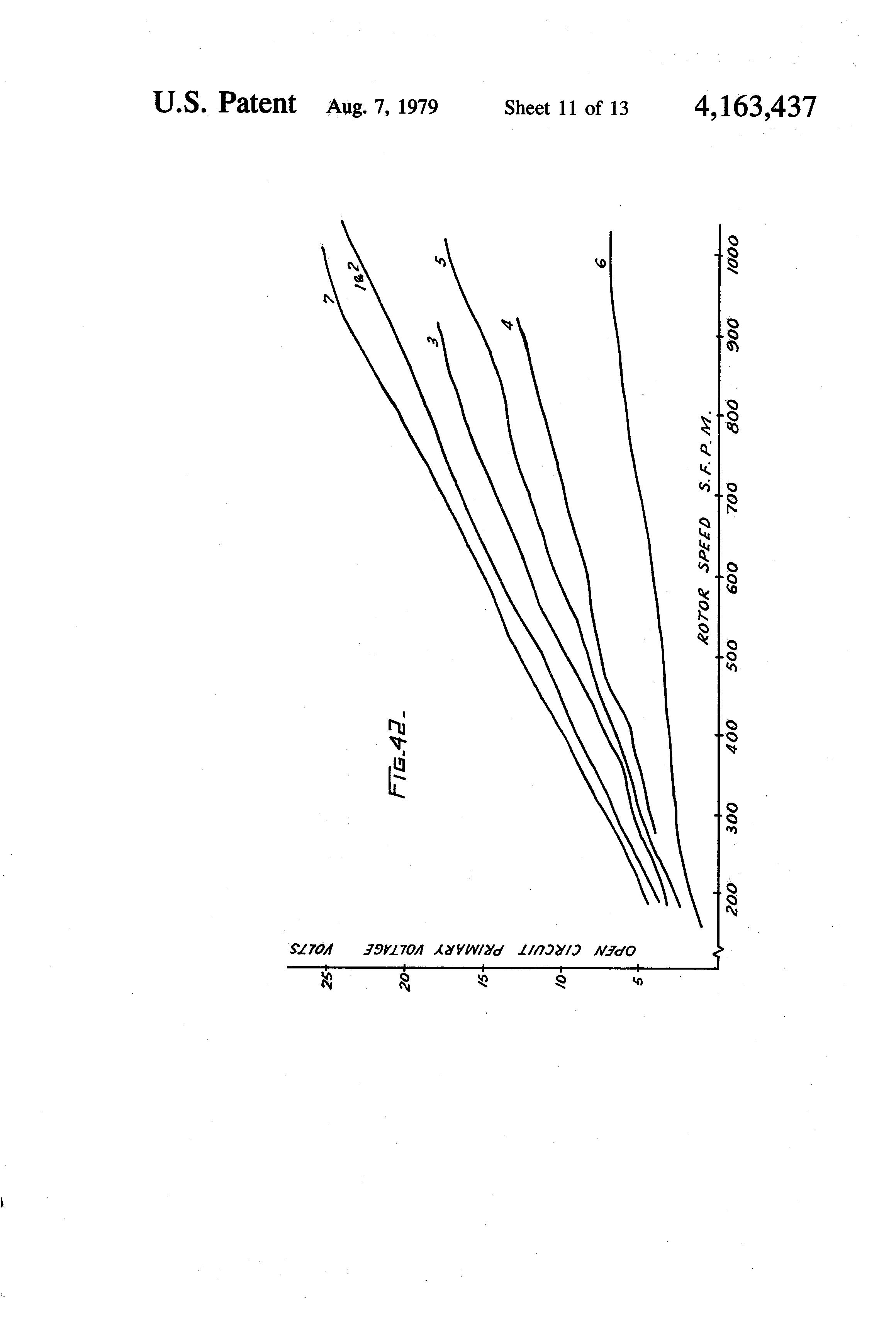 patent us4163437 - transistor ignition circuit