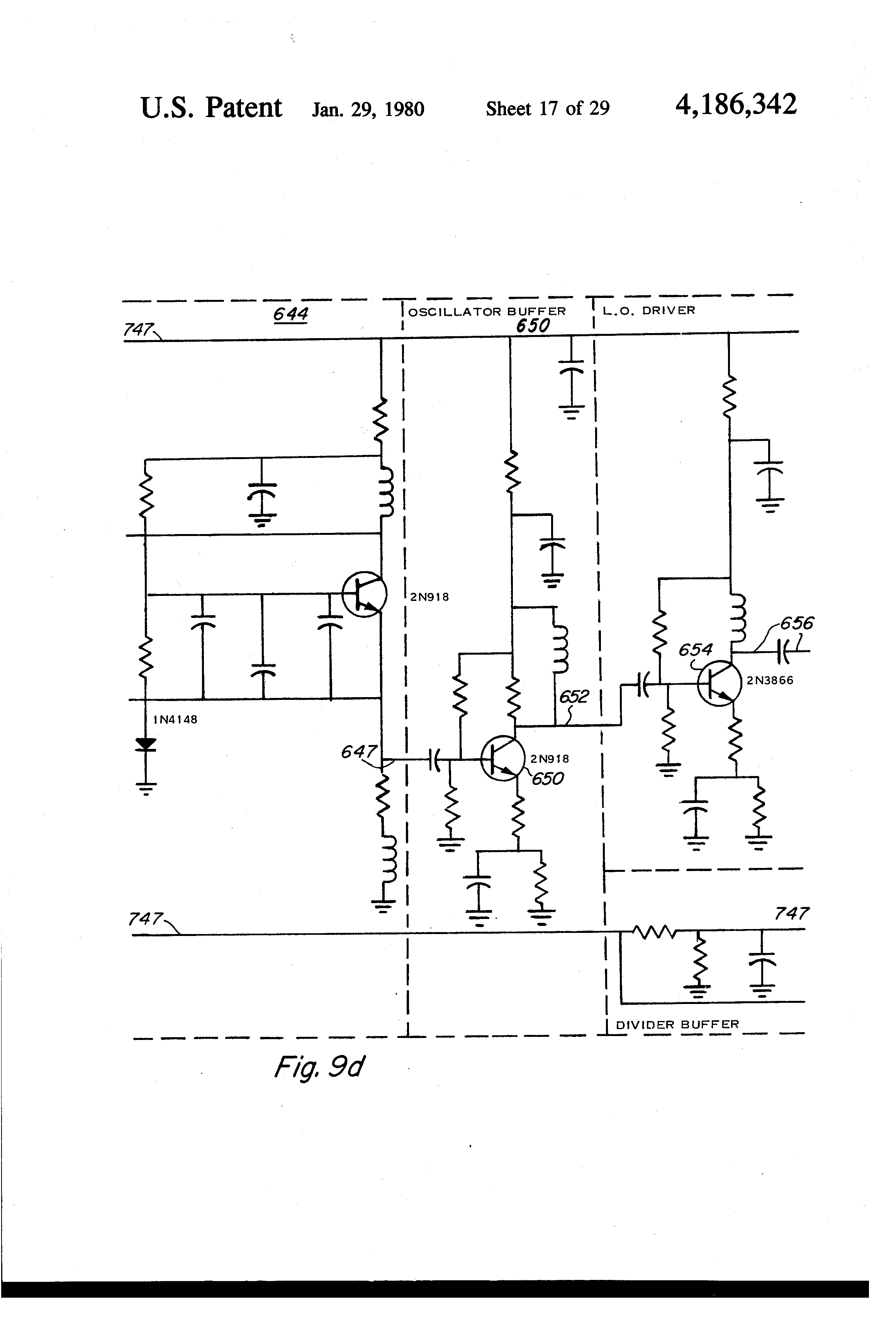US4186342 17 patent us4186342 marine radio telephone google patents kenwood kac 622 wiring diagram at reclaimingppi.co