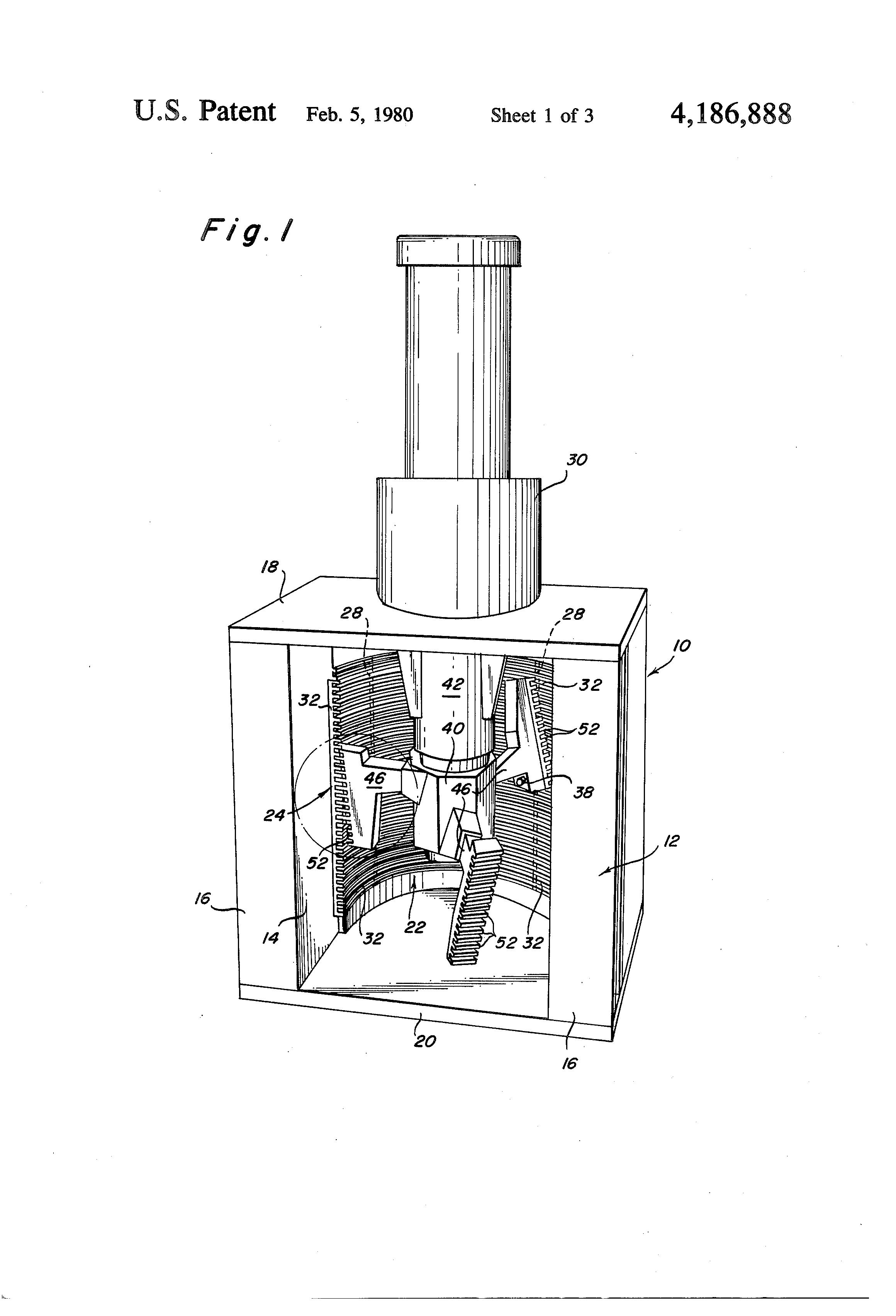 patent us4186888