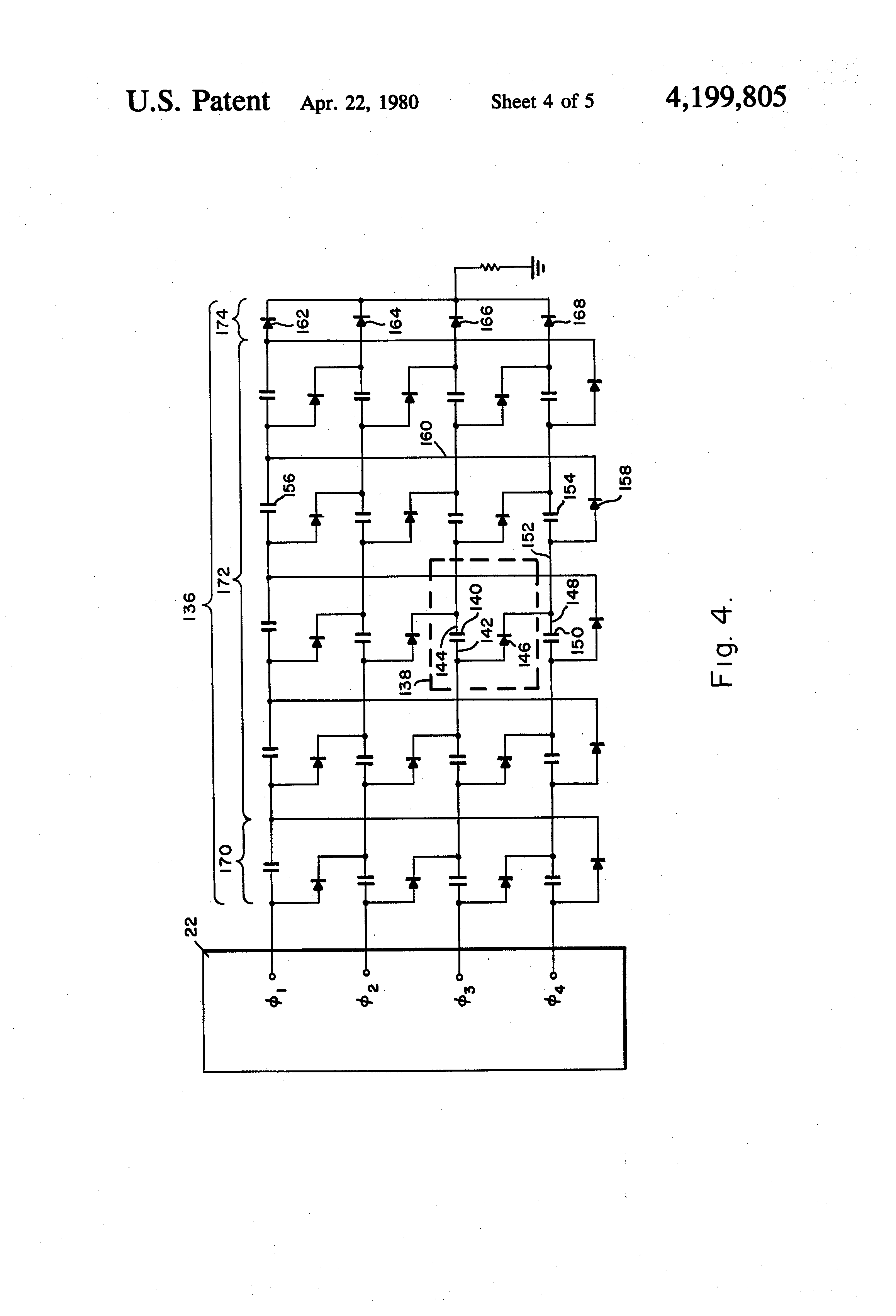 patent us4199805
