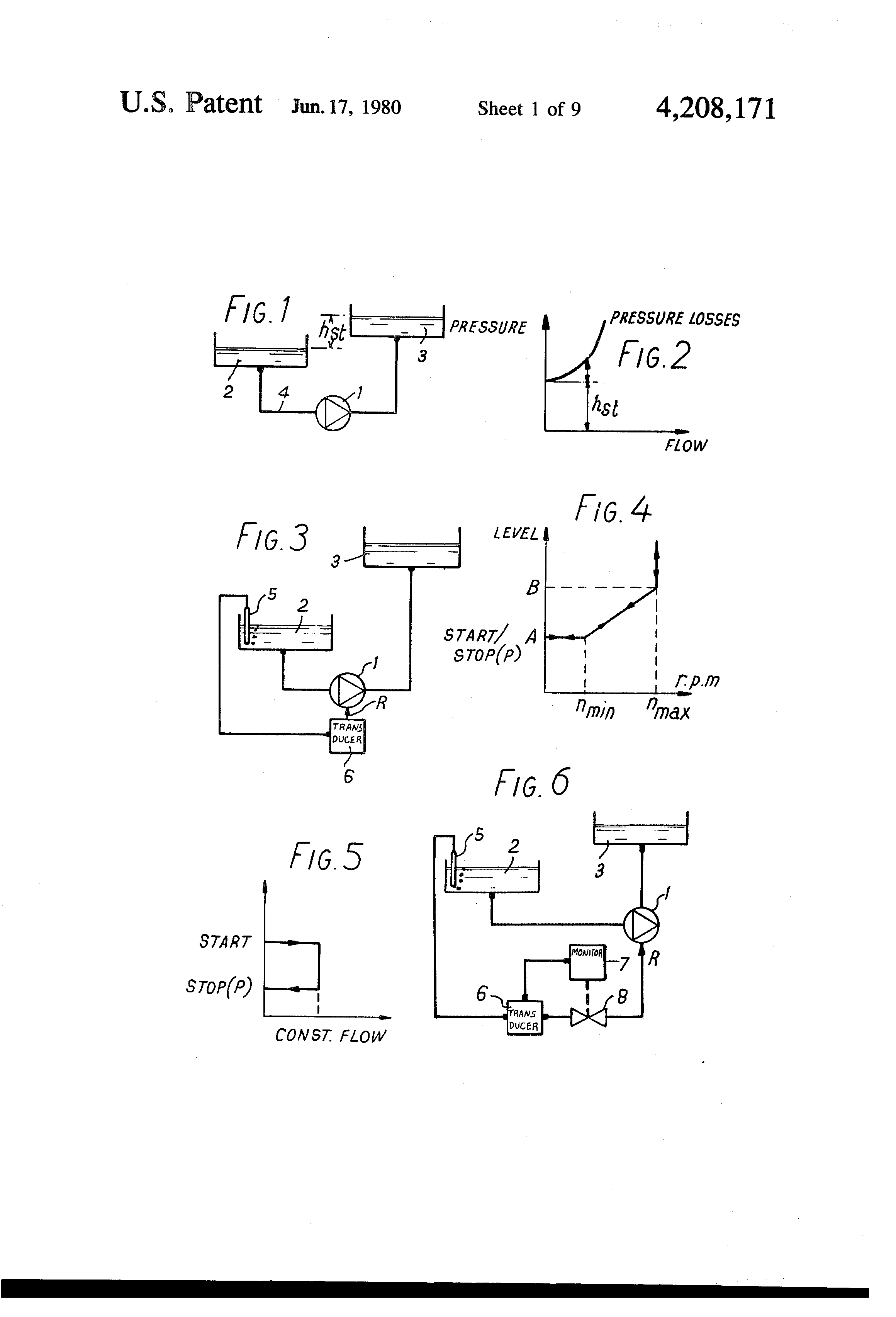 US4208171 1 flygt pump wiring diagram flygt pump wiring diagrams single phase flygt pump wiring diagram at mifinder.co