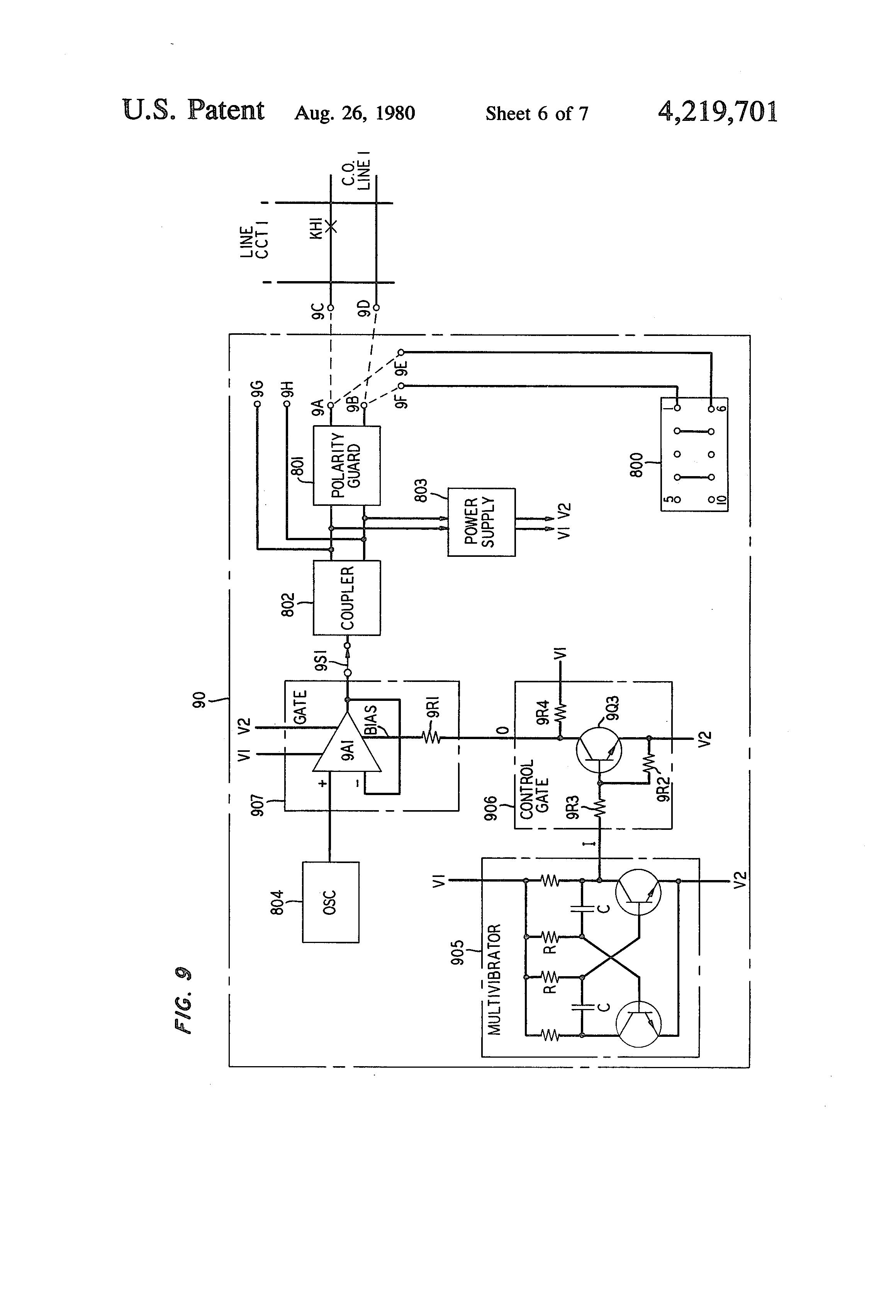 patent us4219701