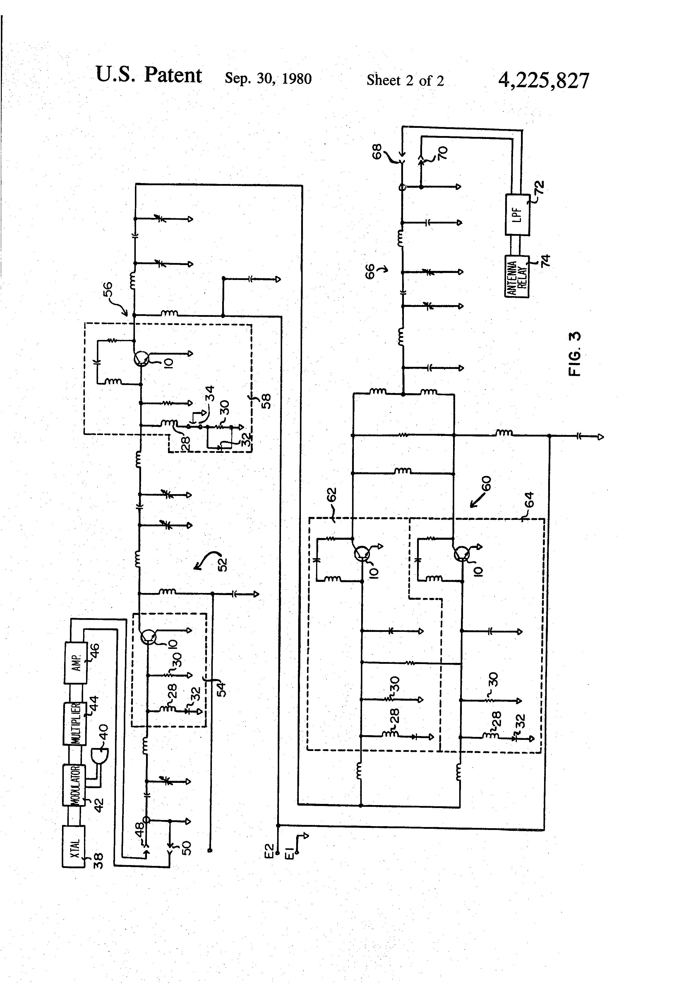 patent us4225827