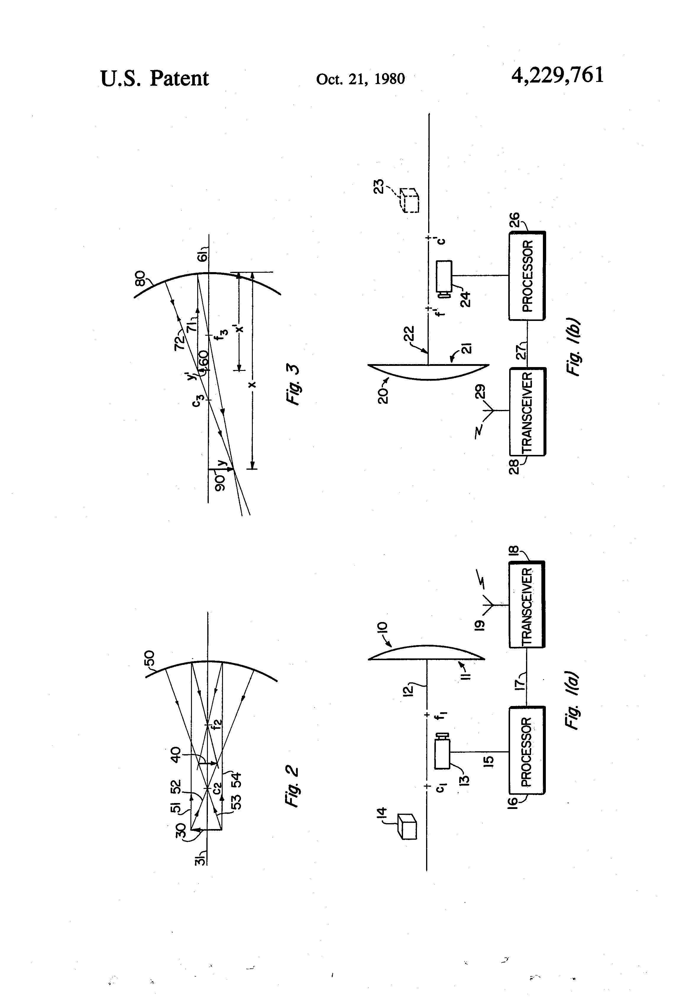patent us4229761 - illusion transmitter