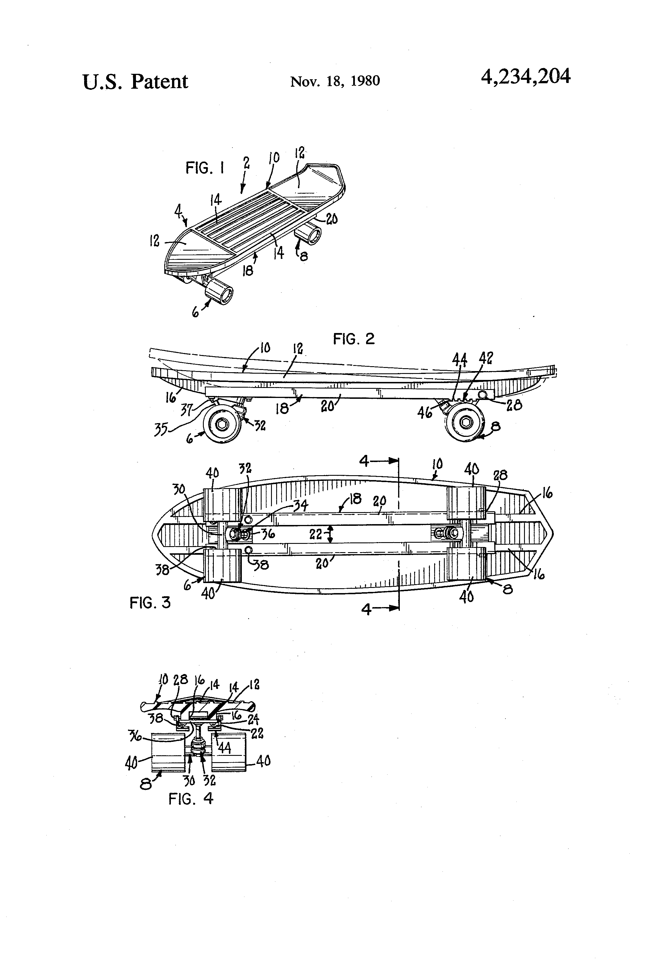 Skate Patents & Inventions