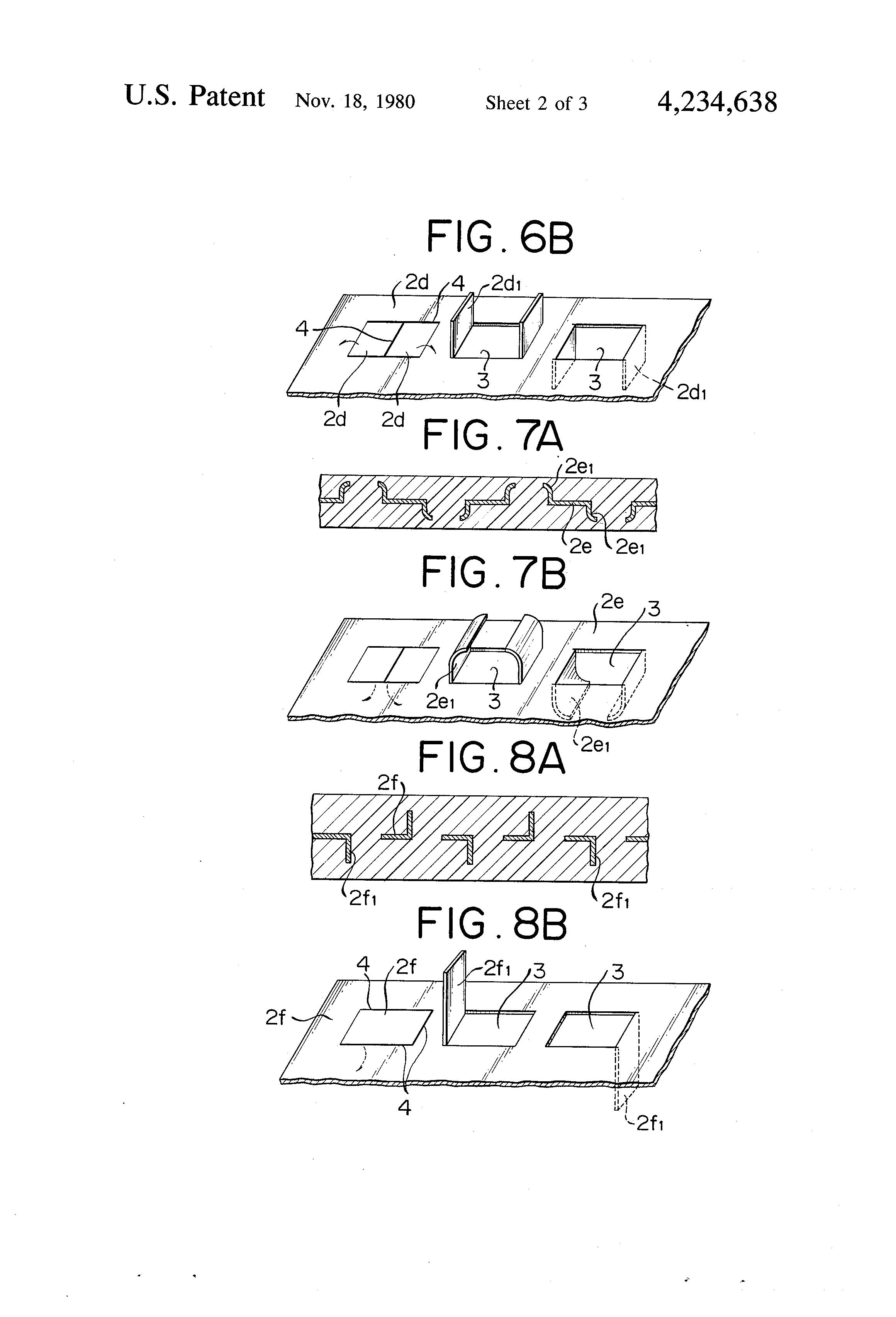 Patent US4234638 - Composite graphite sheets - Google Patenten