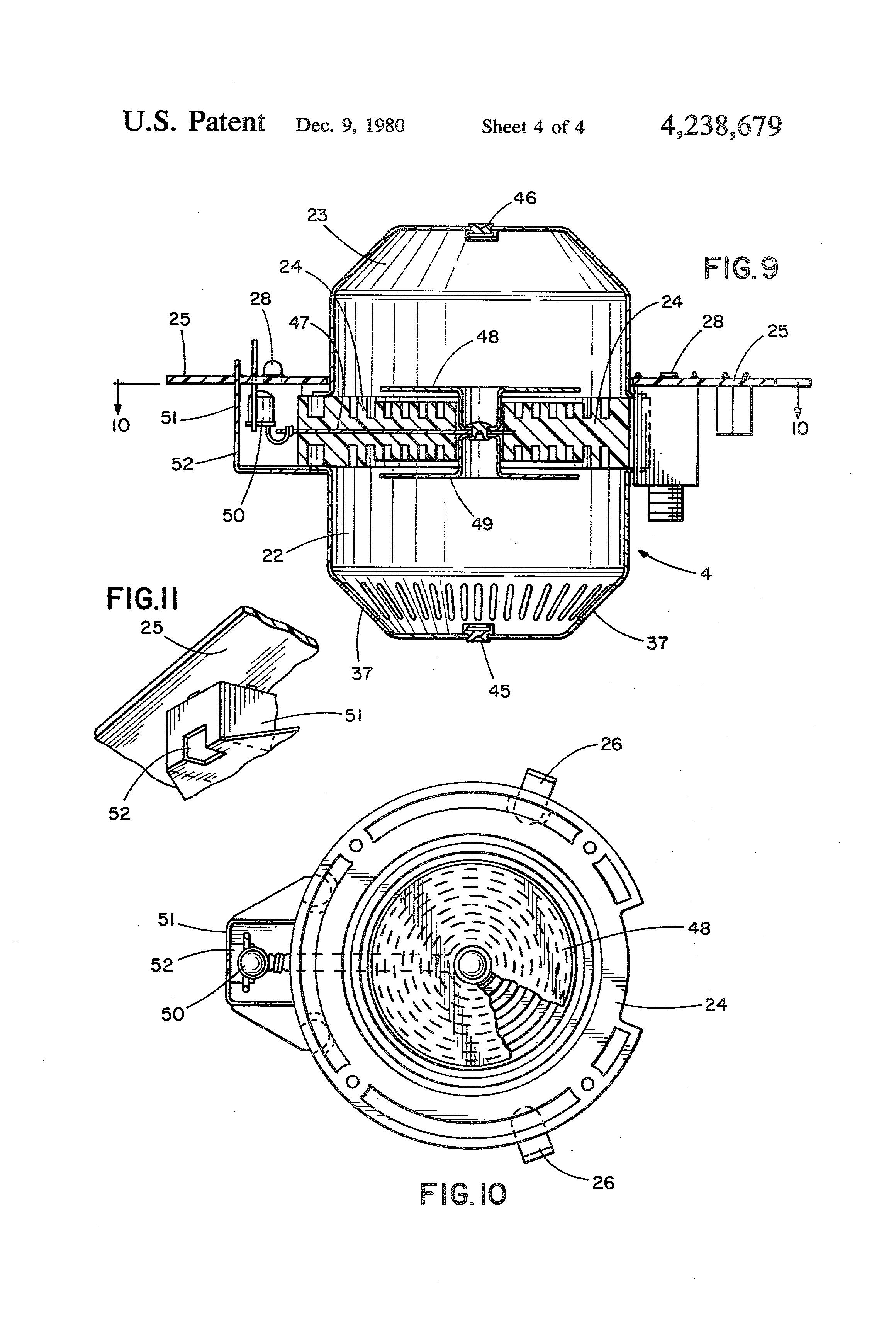patent us4238679