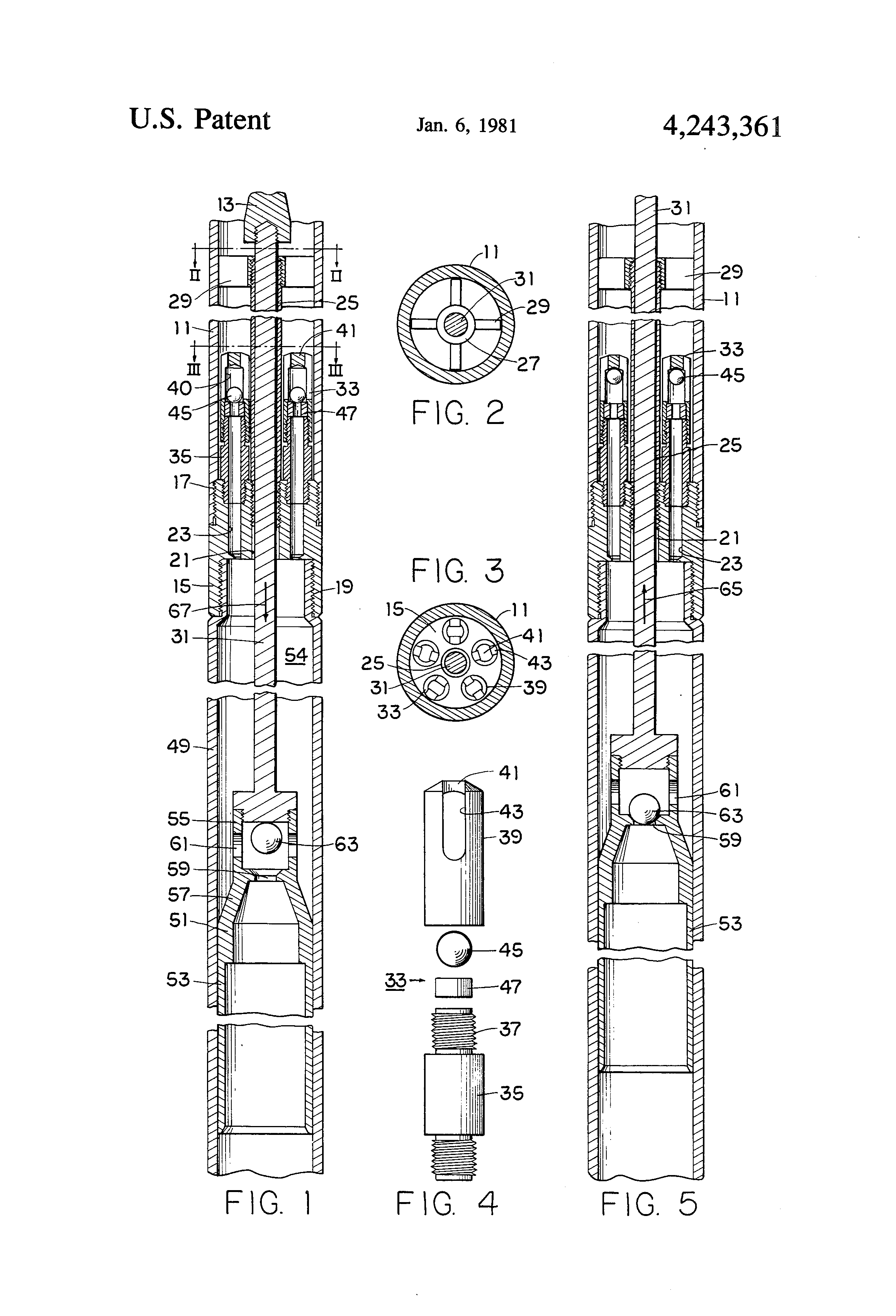 US4243361 1 patent us4243361 standing valve assembly for an oil well pump