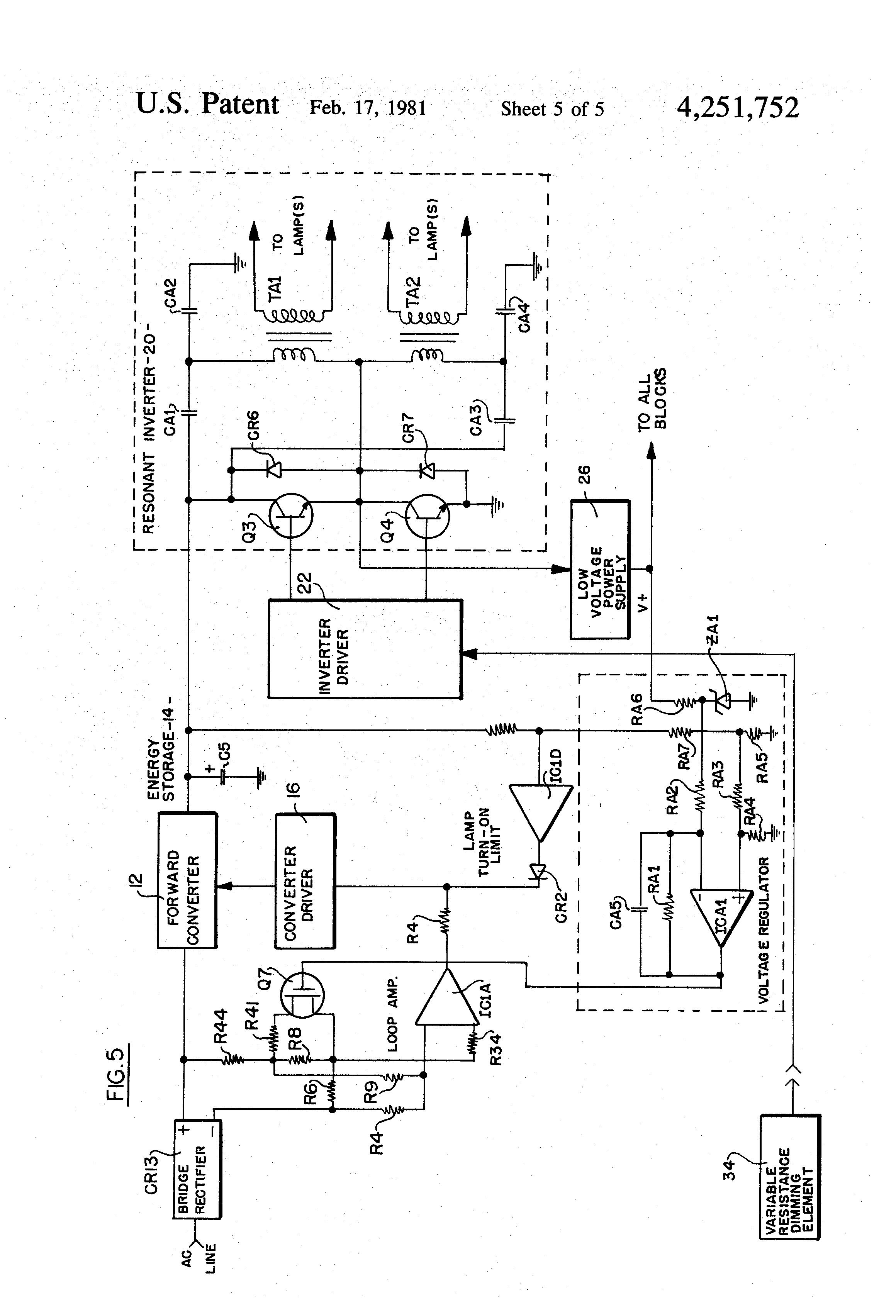 patent us4251752