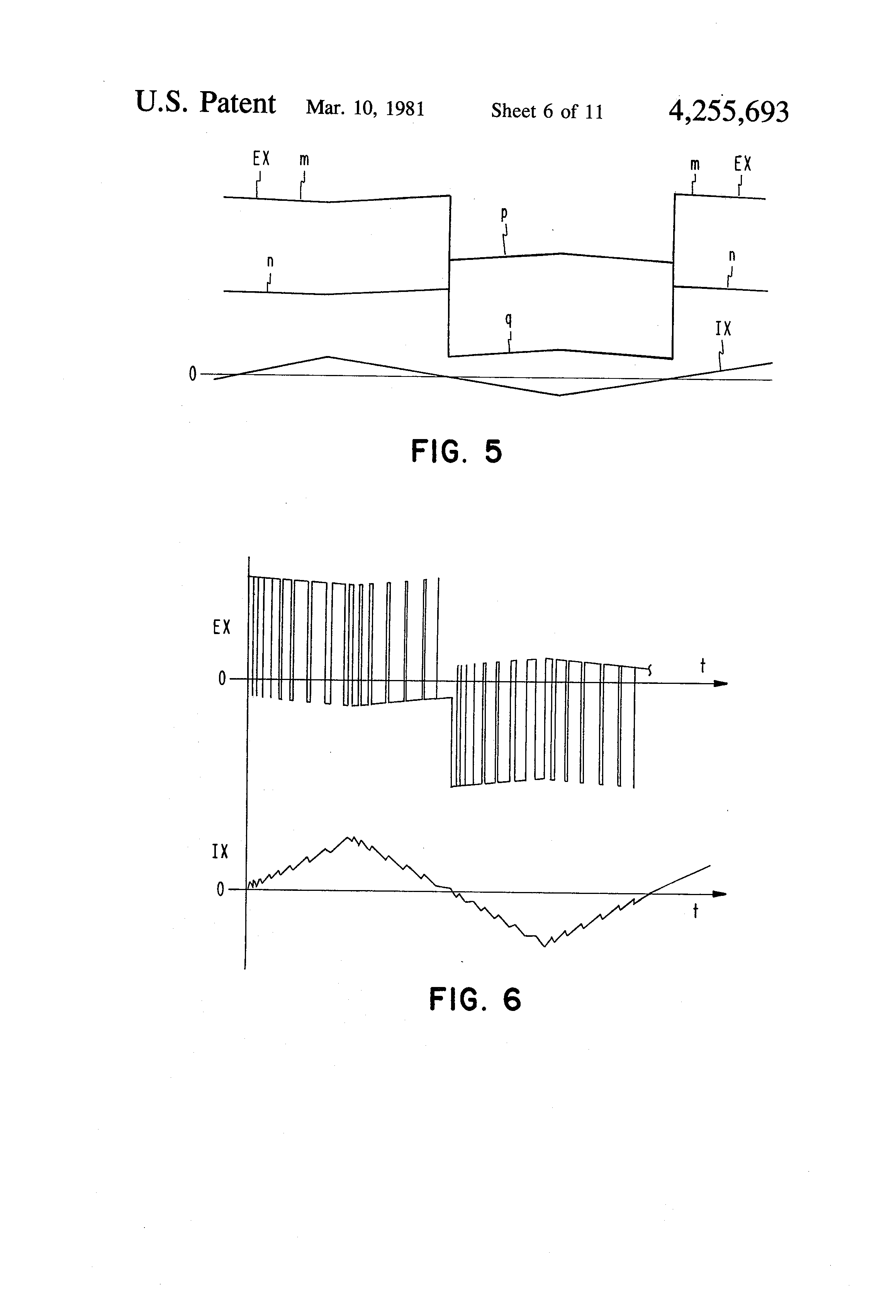 Patent Us4255693 Closed Loop Stepper Motor Circuitry Without Circuit Of The 3phase Spindle Driver Amplifiercircuit Drawing