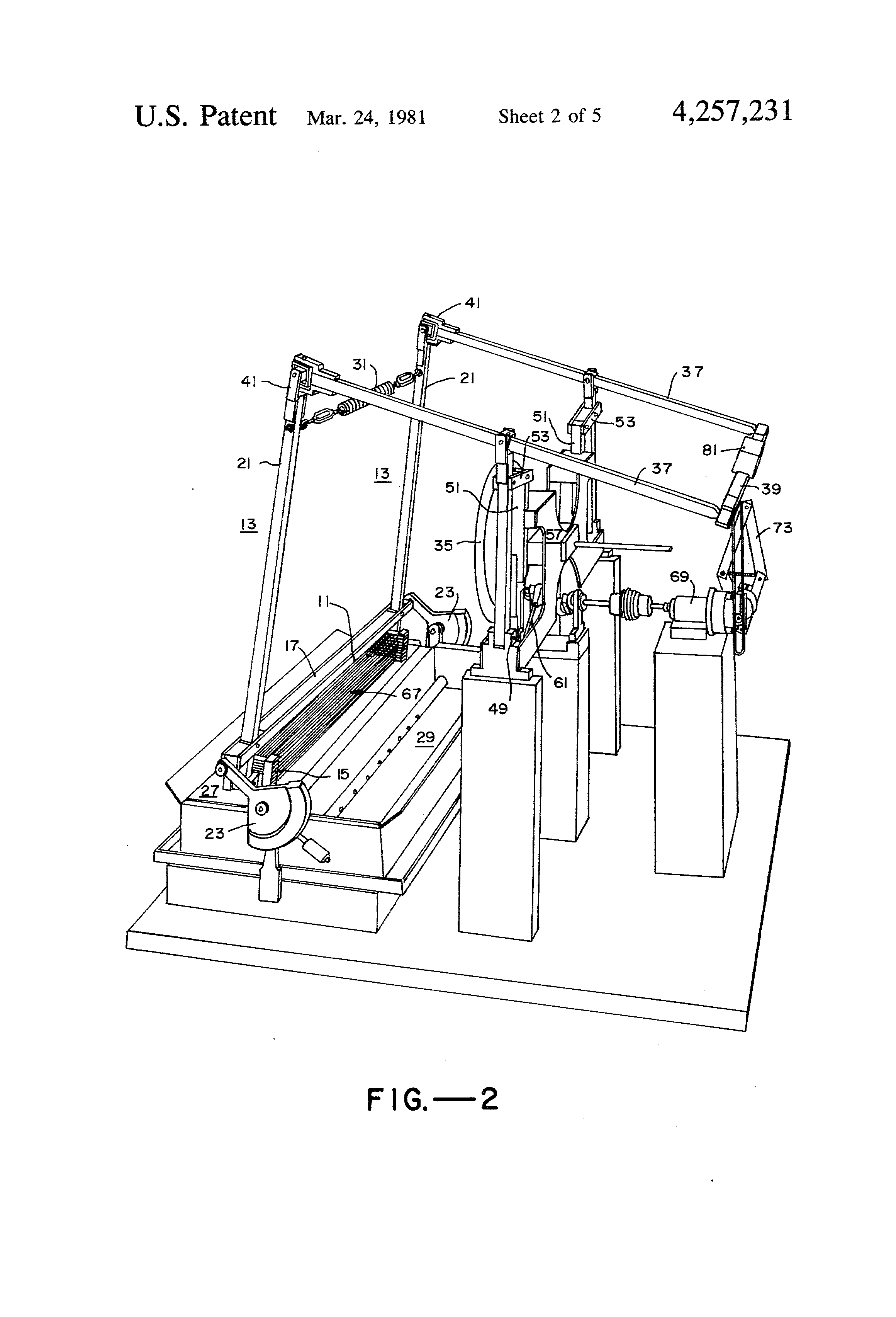 patent us4257231 - heat engine