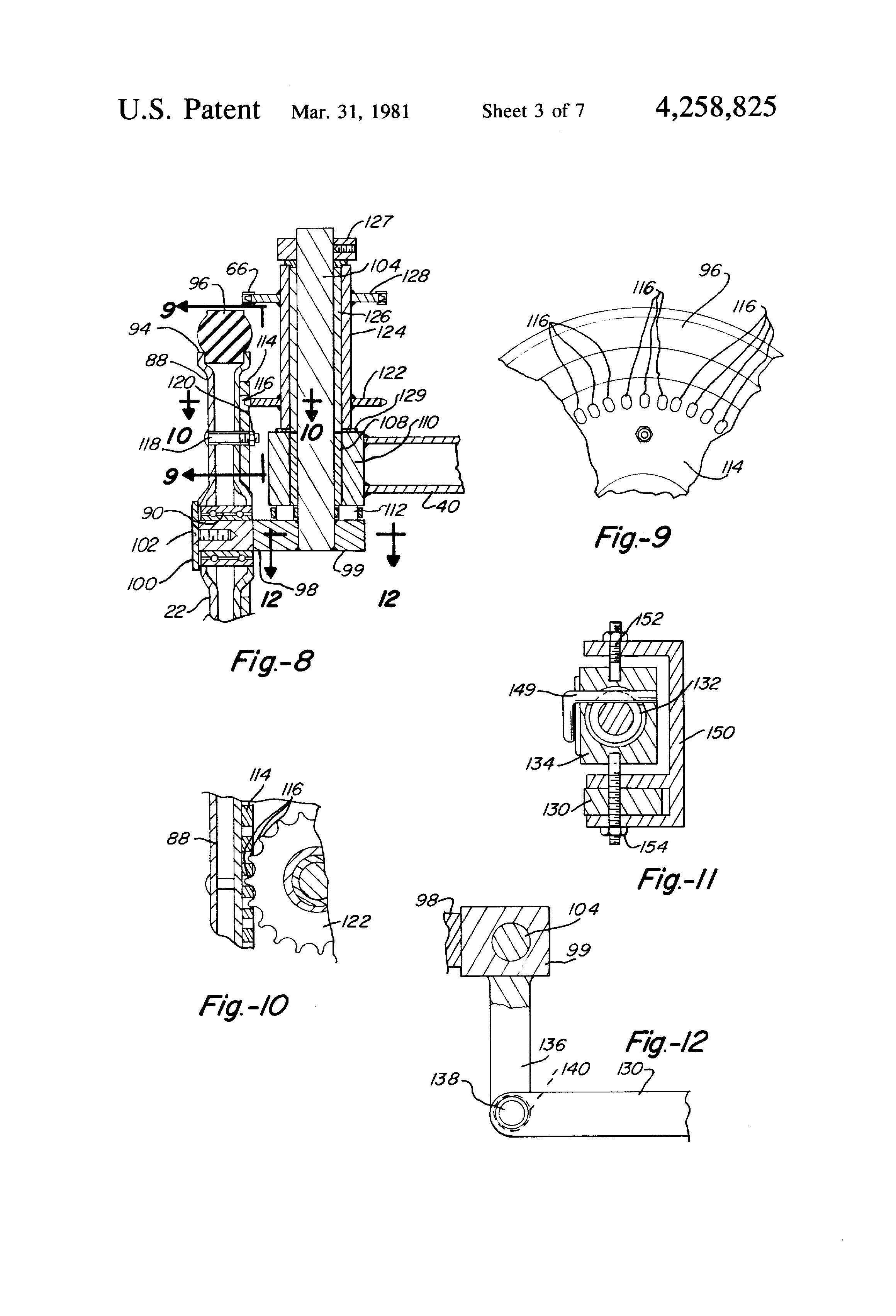 patent us powered manlift cart patents patent drawing