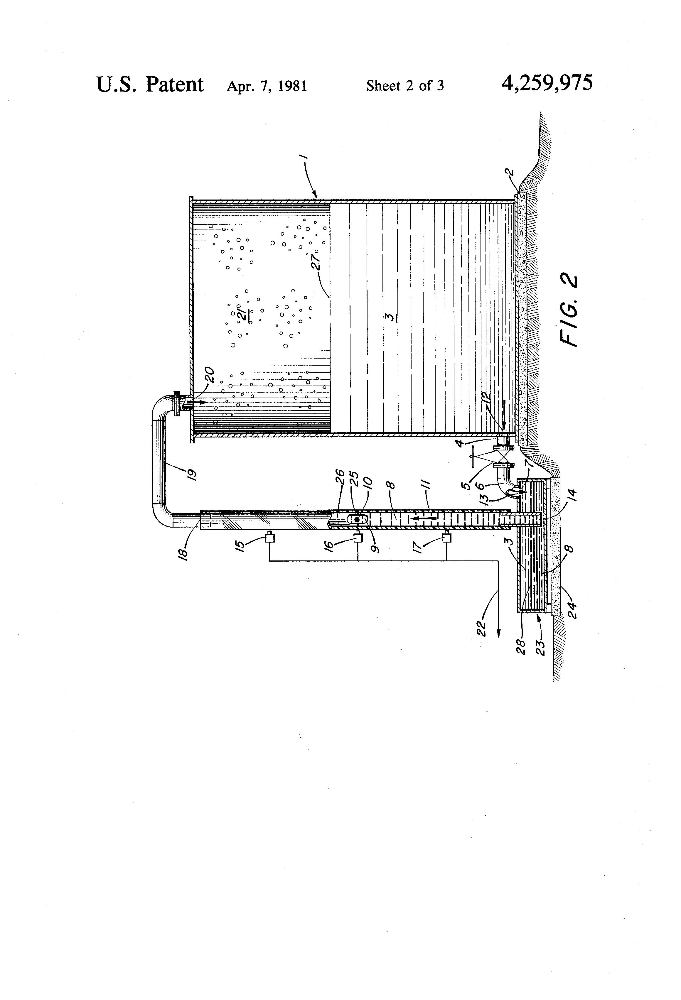 Patent US4259975 - Stock tank gauger-level controller - Google Patents