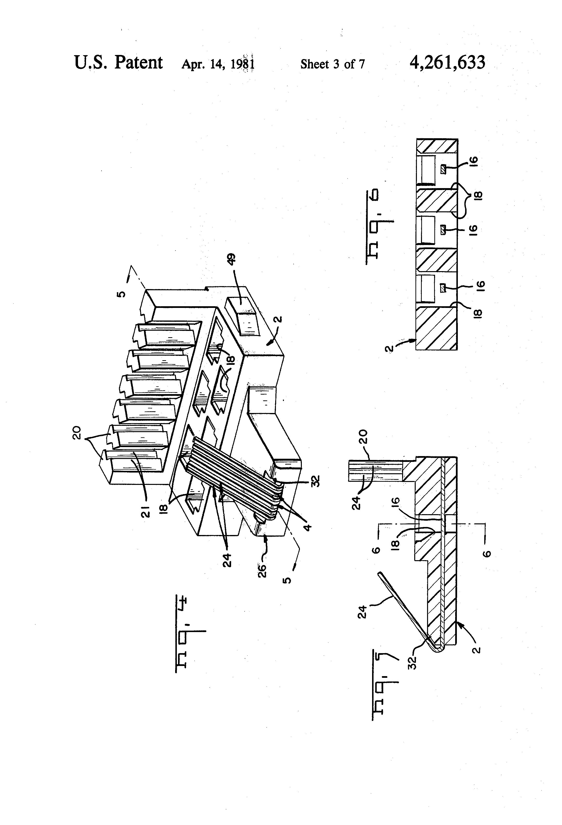 patent us4261633