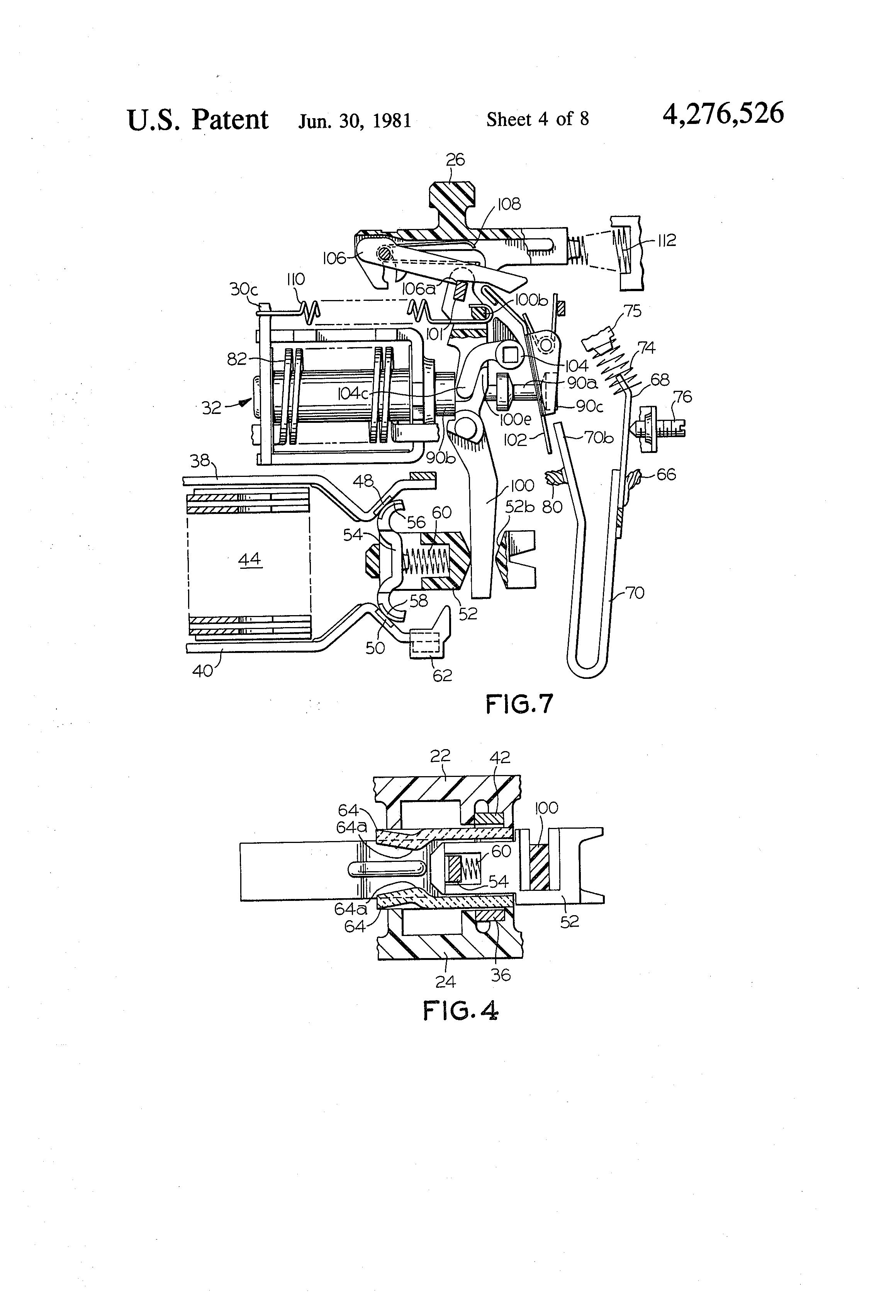 patent us4276526