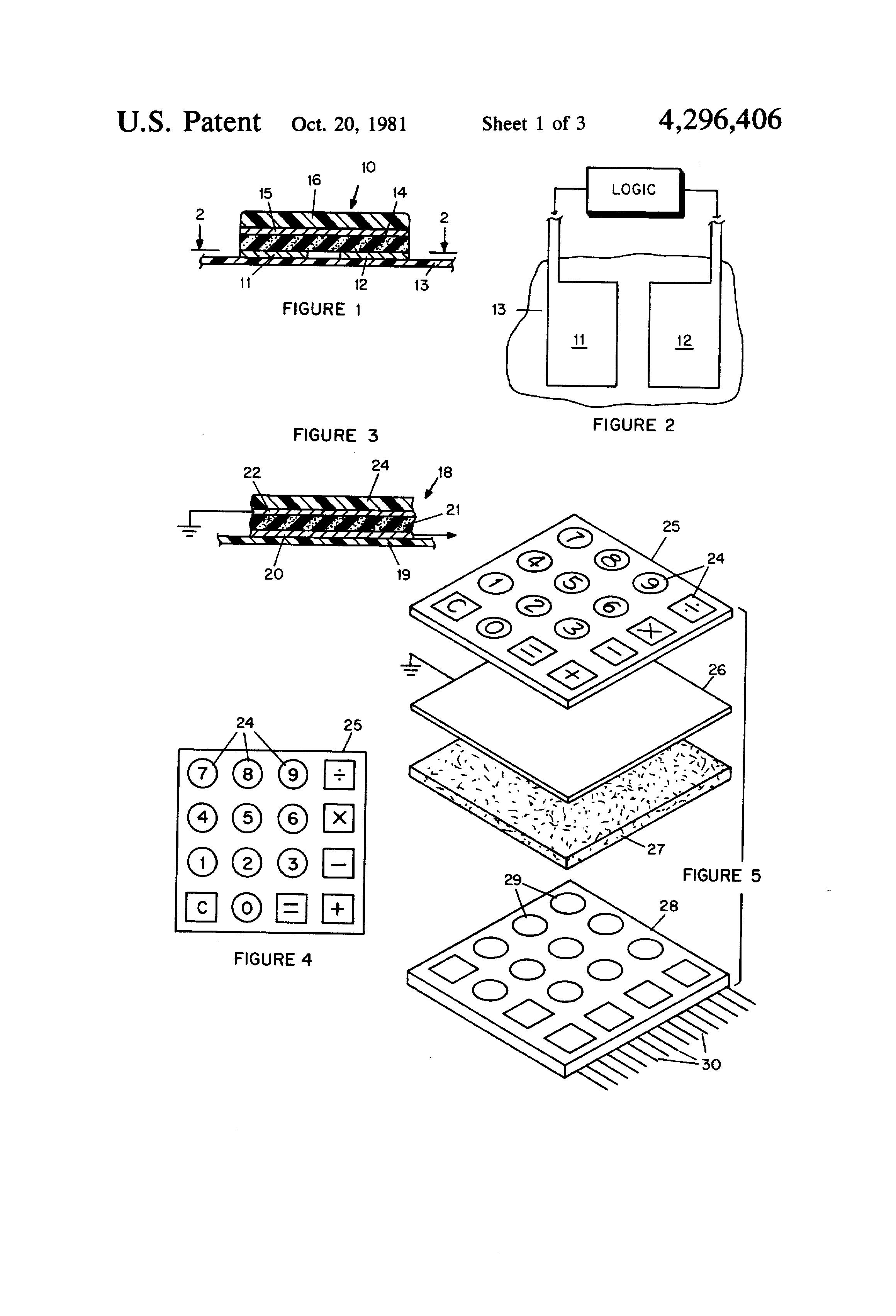 patent us4296406