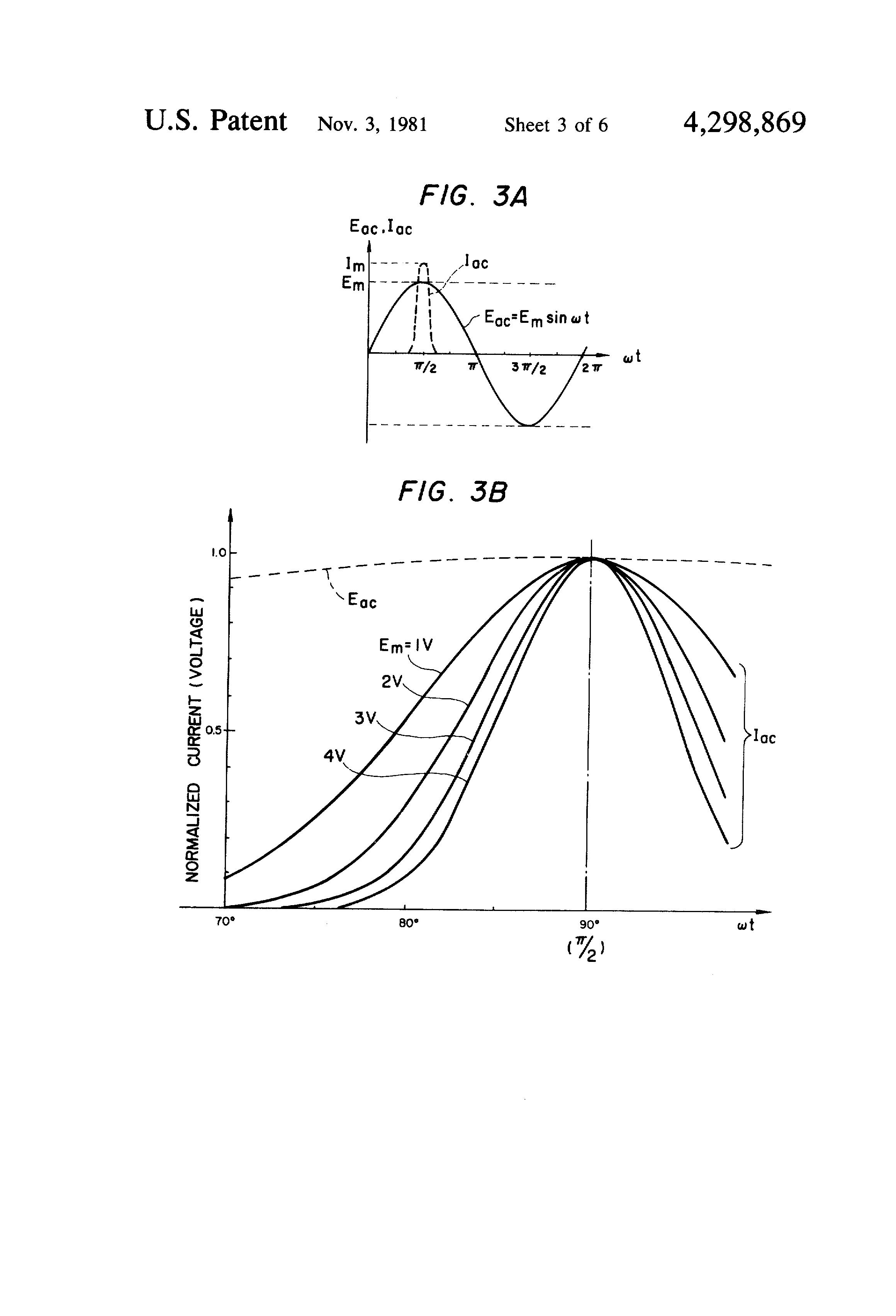 brevet us4298869 - light-emitting diode display