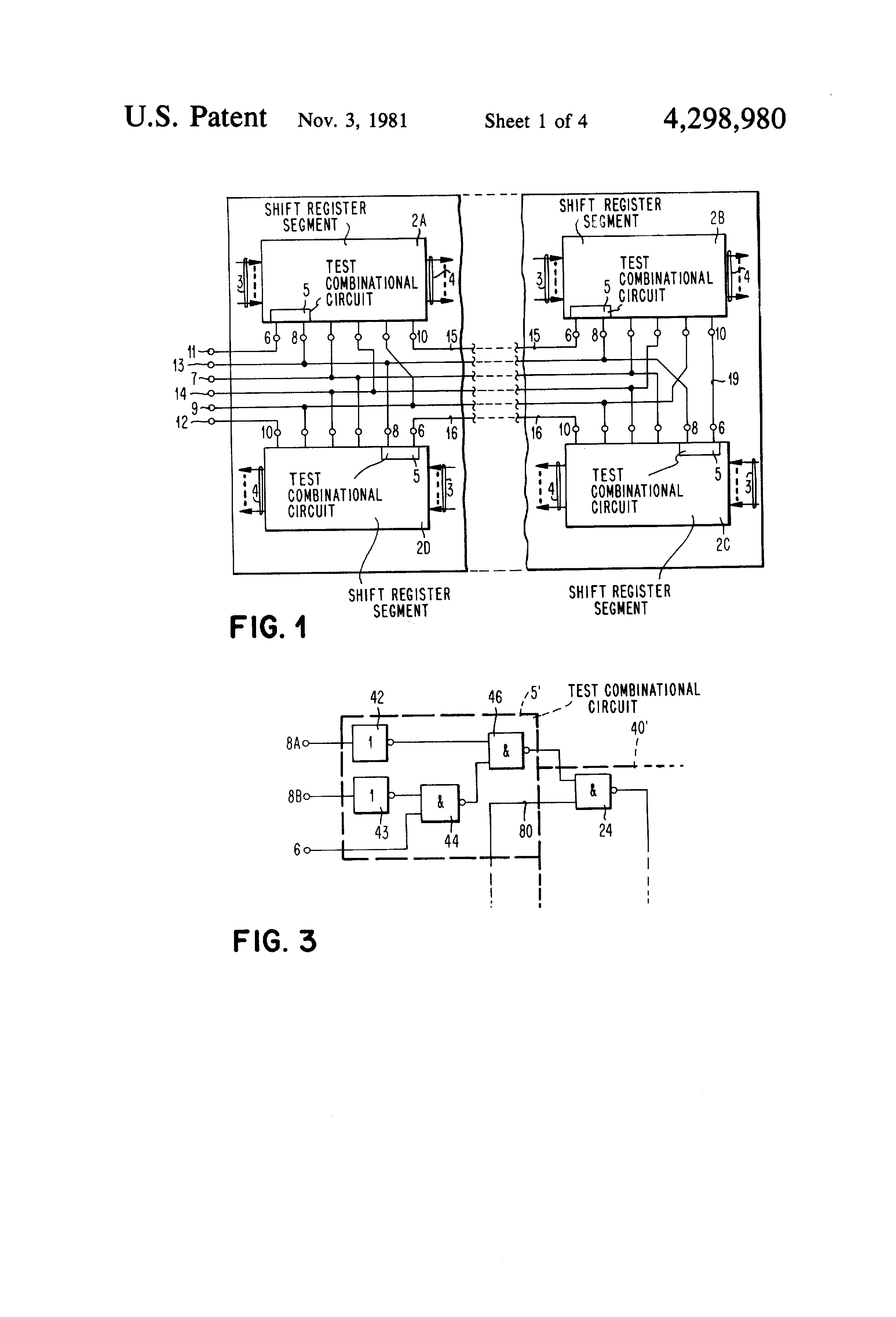 US4298980 2 brevet us4298980 lsi circuitry conforming to level sensitive Basic Electrical Wiring Diagrams at n-0.co