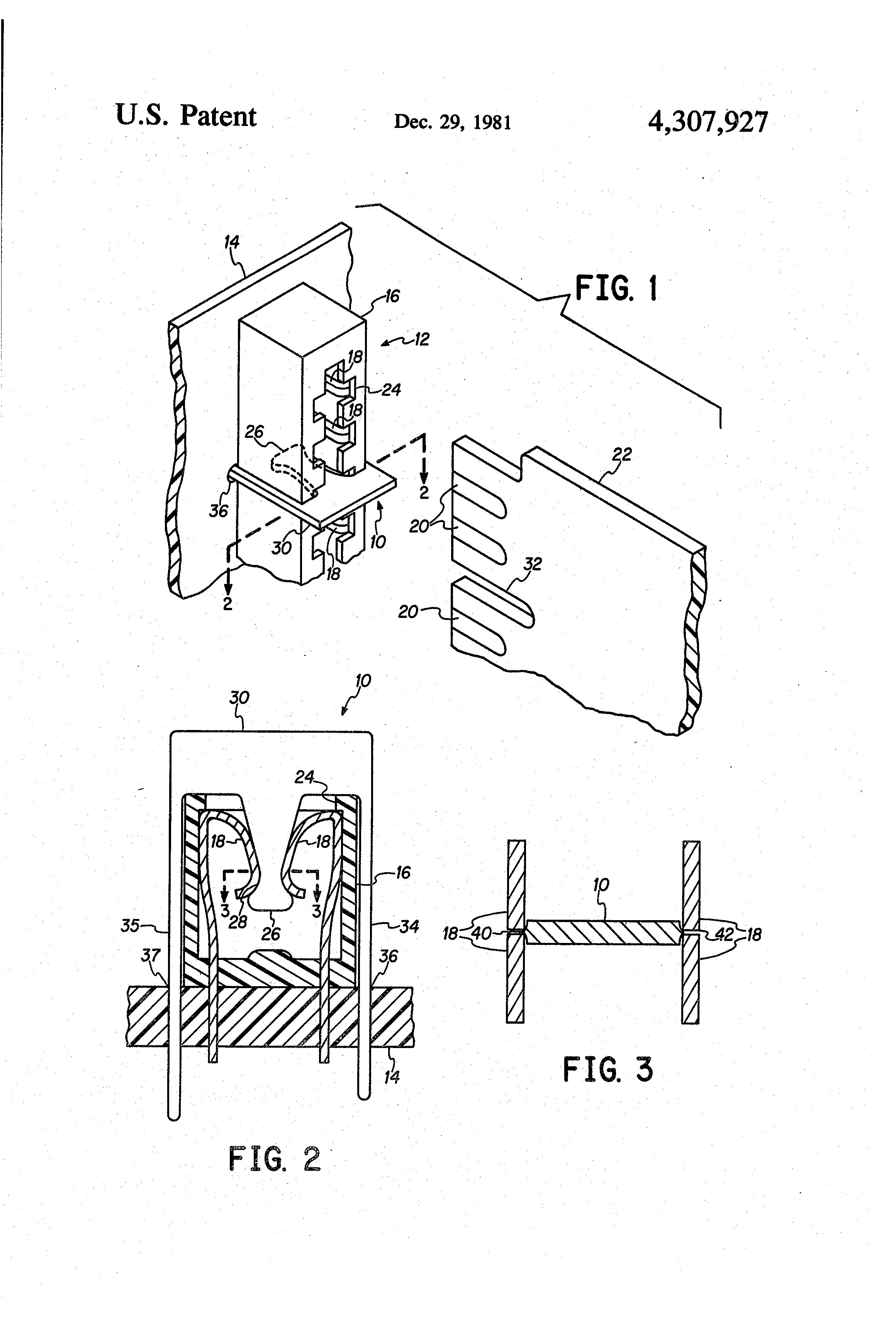patent us4307927
