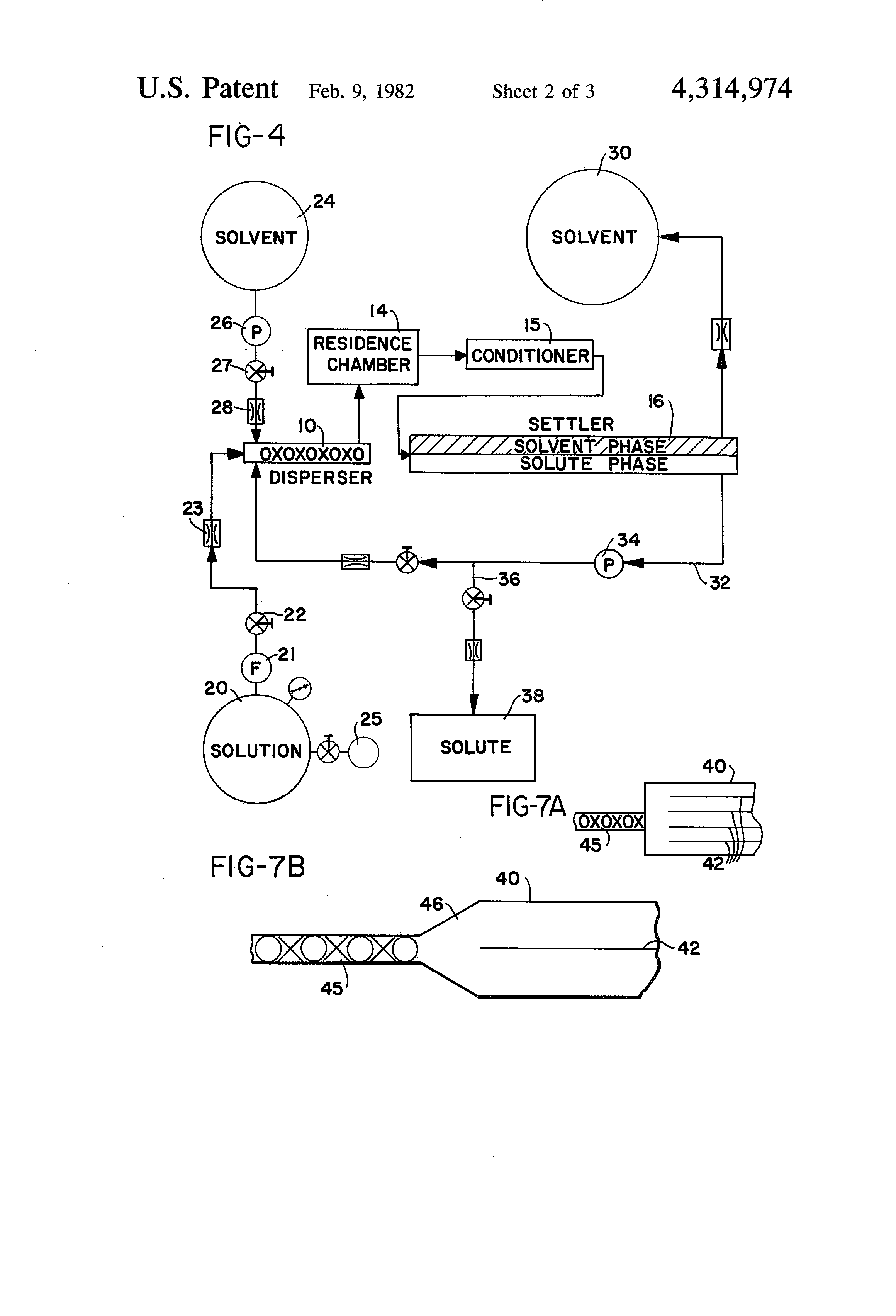 US4314974 2 patent us4314974 solvent extraction method using static mixers  at arjmand.co