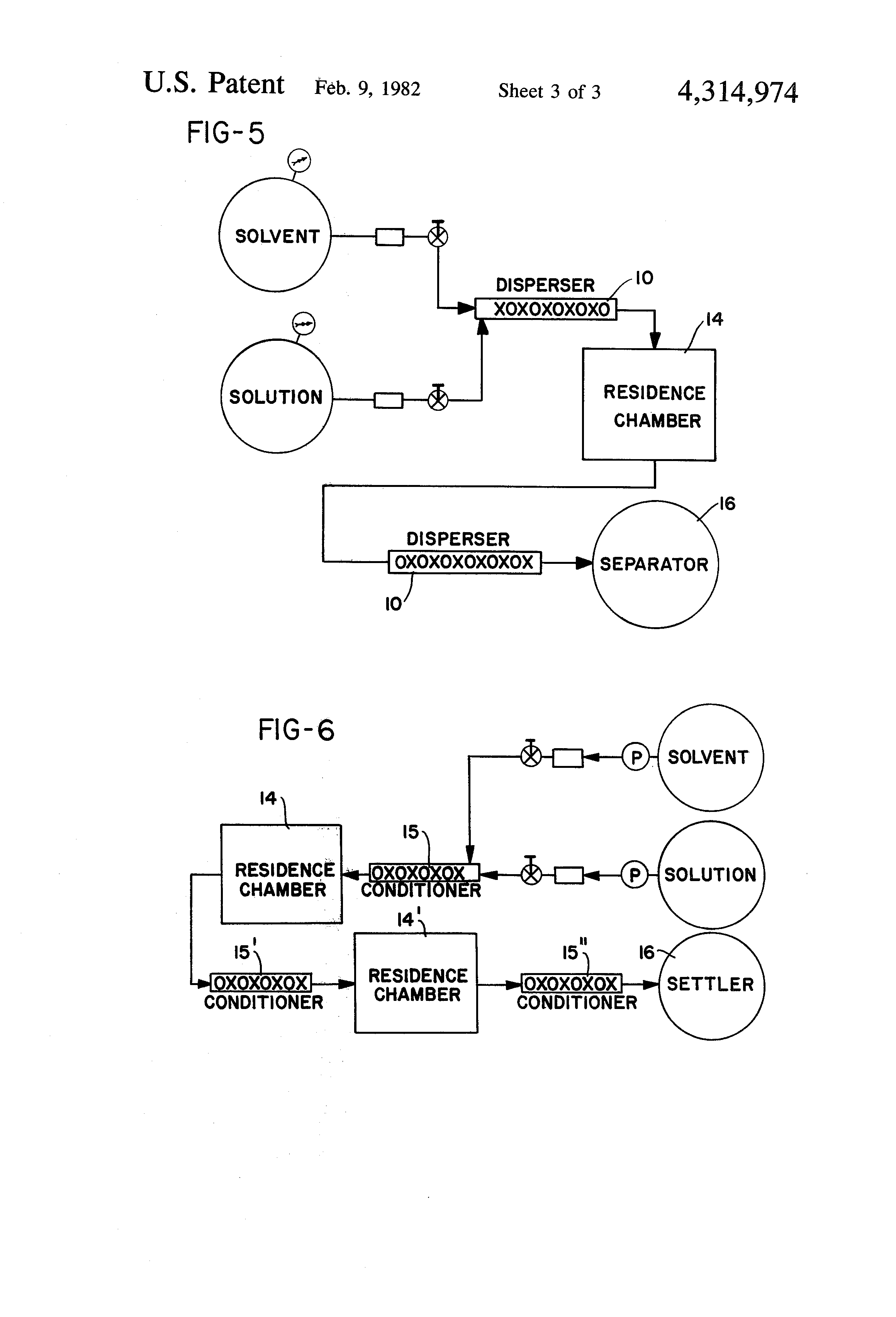 US4314974 3 patent us4314974 solvent extraction method using static mixers  at arjmand.co