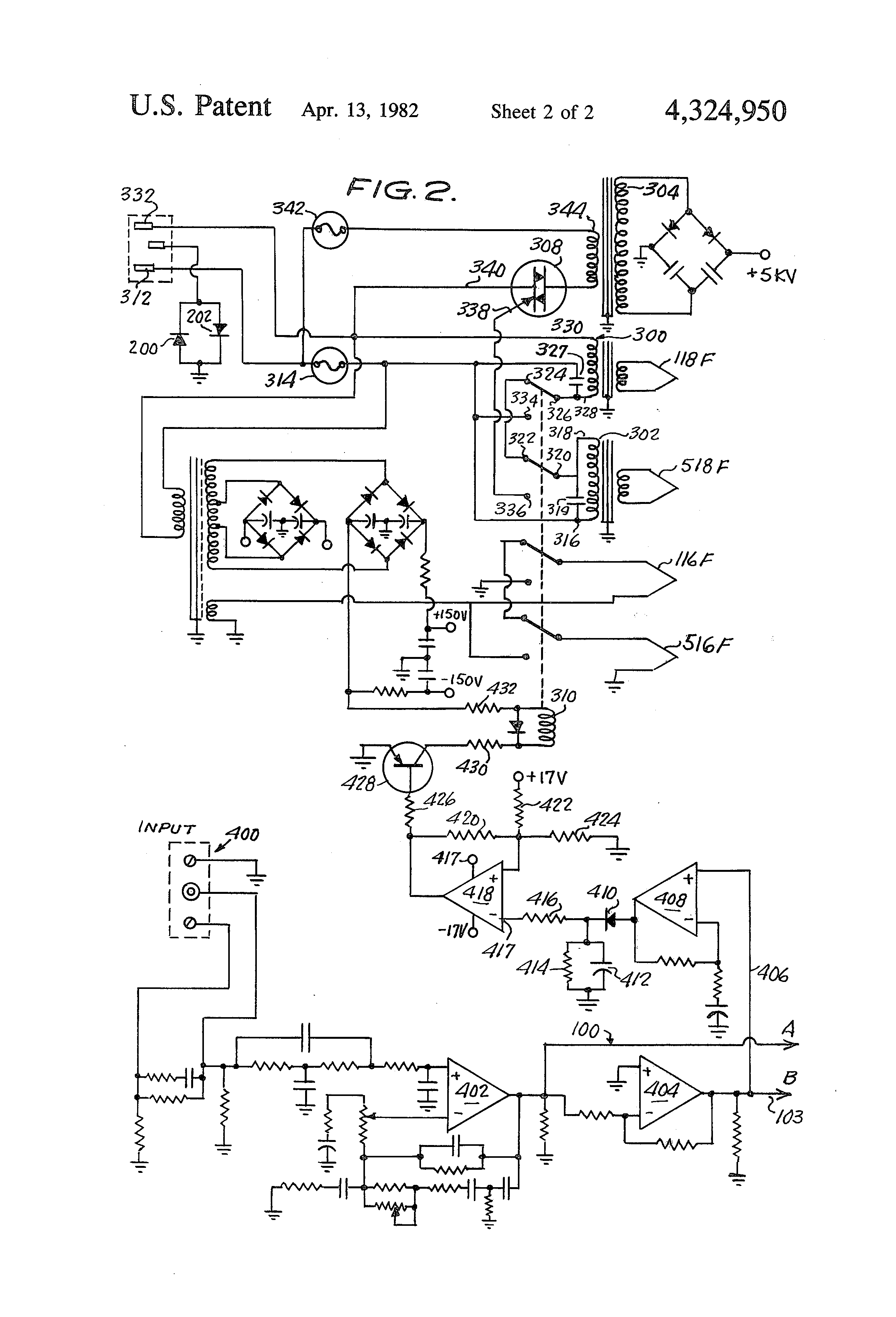 Spectrometer further Inverting And Noninverting Op  Voltage  lifier Circuits in addition Low Noise Oscillator Design as well US7102366 moreover Nec Generator Wiring Schematic. on amplifier capacitive load
