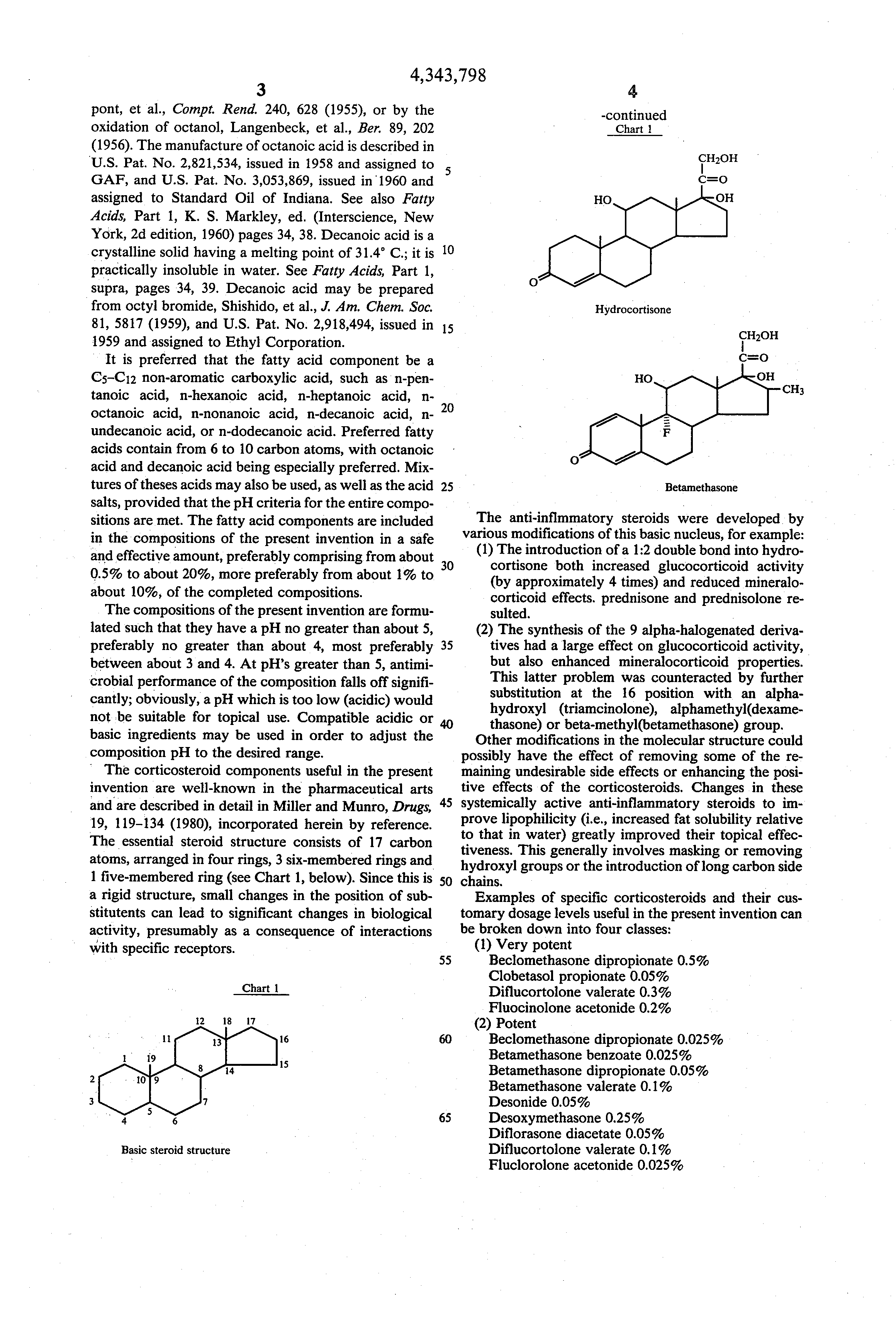 diflorasone diacetate steroid class