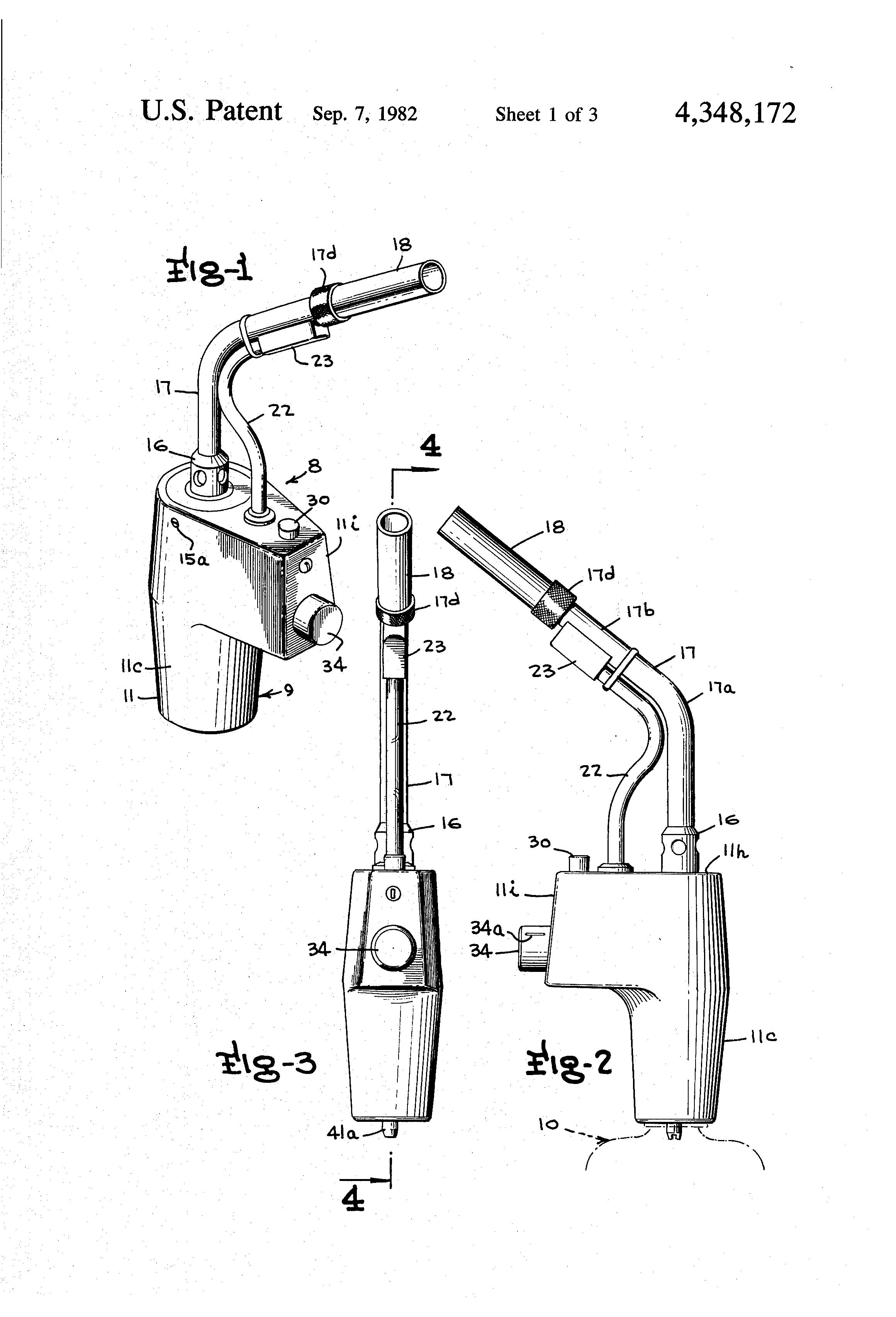venturi burner diagram