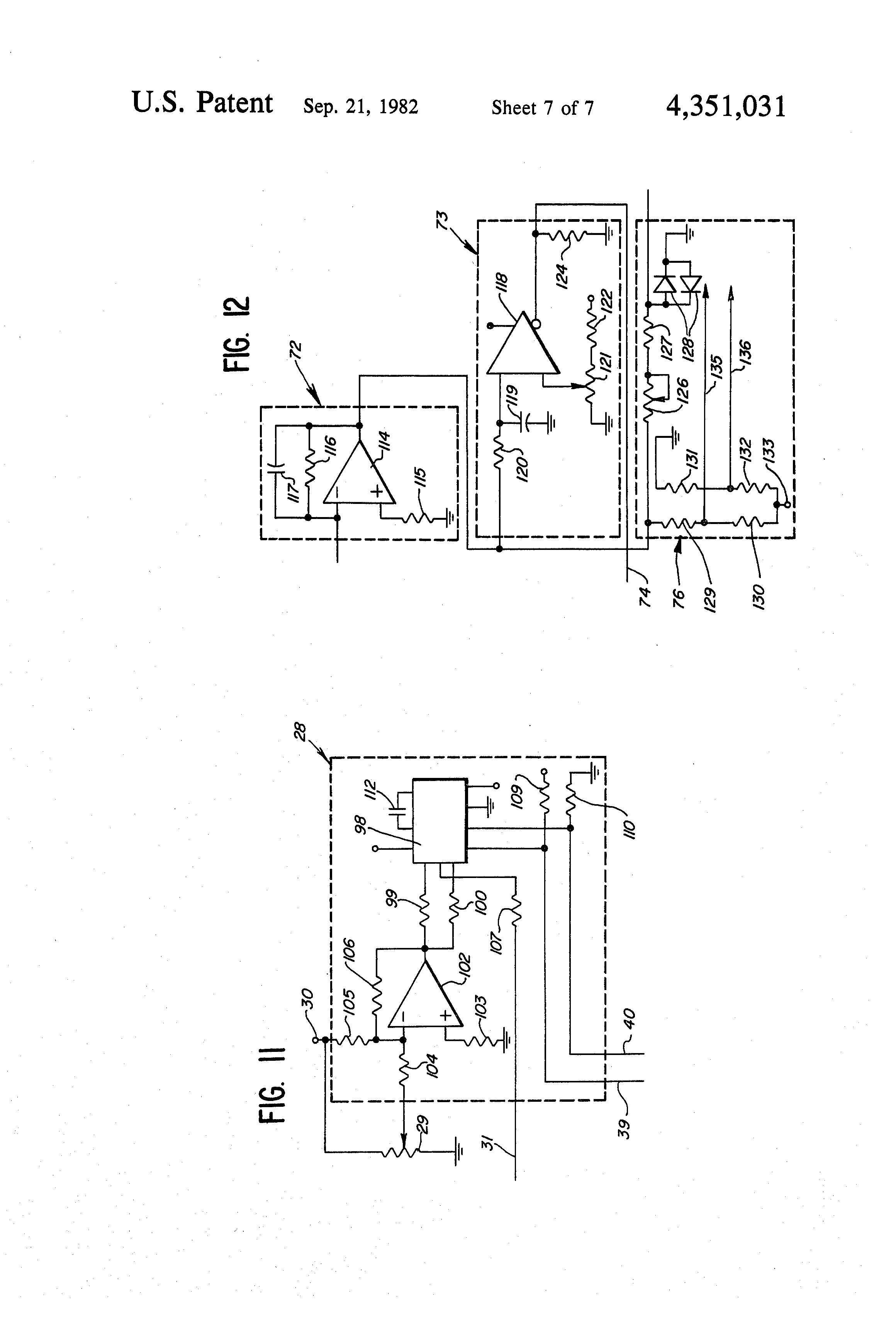 Patente us4351031 nondestructive testing system having for Set up meaning