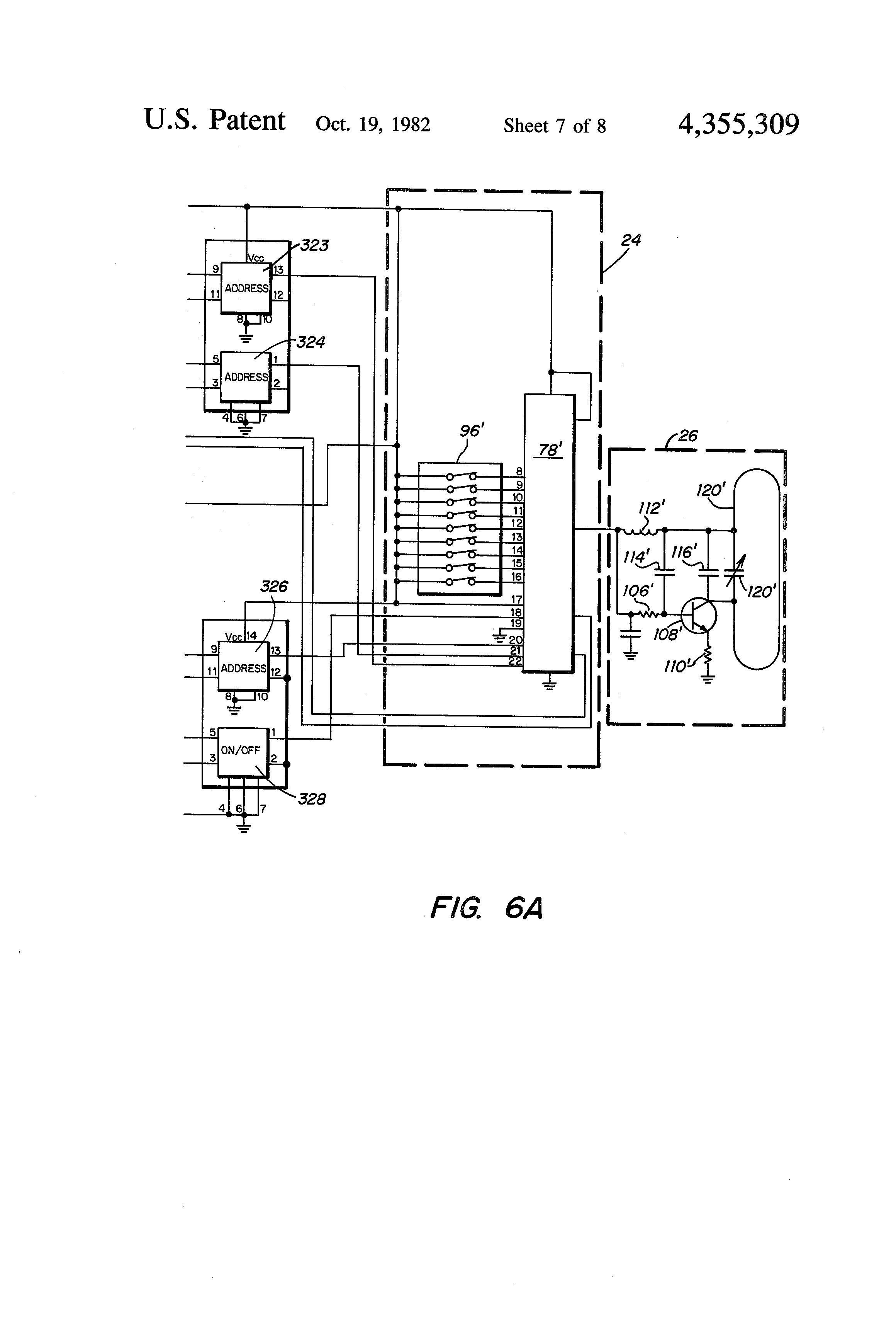 patent us4355309