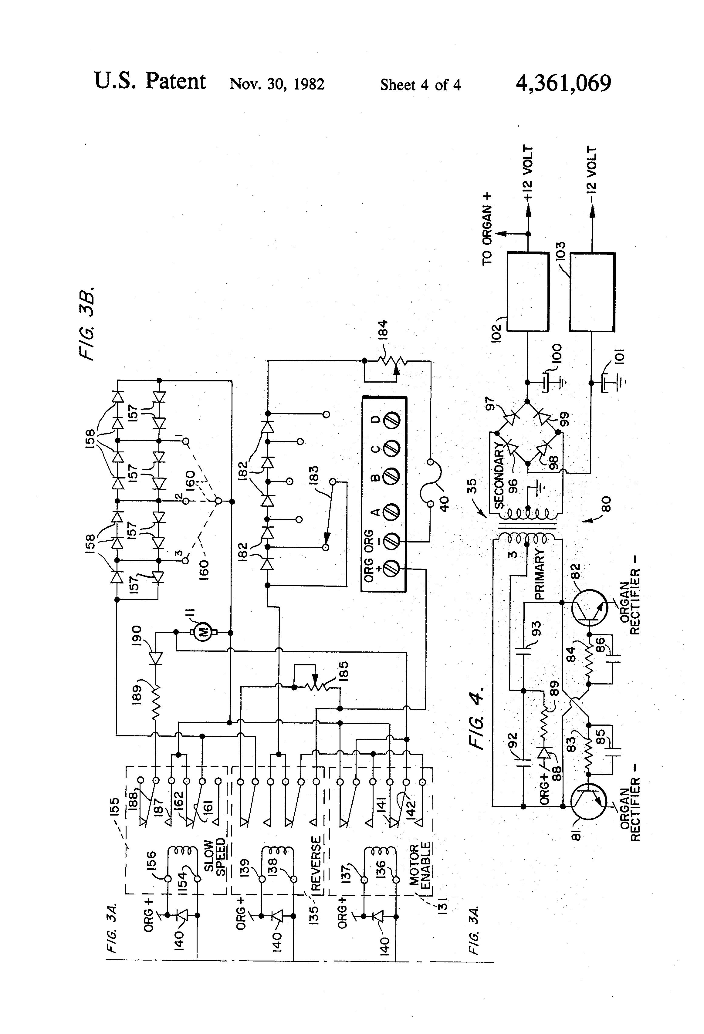 pipe organ wiring diagram tacoma fog light switch wiring