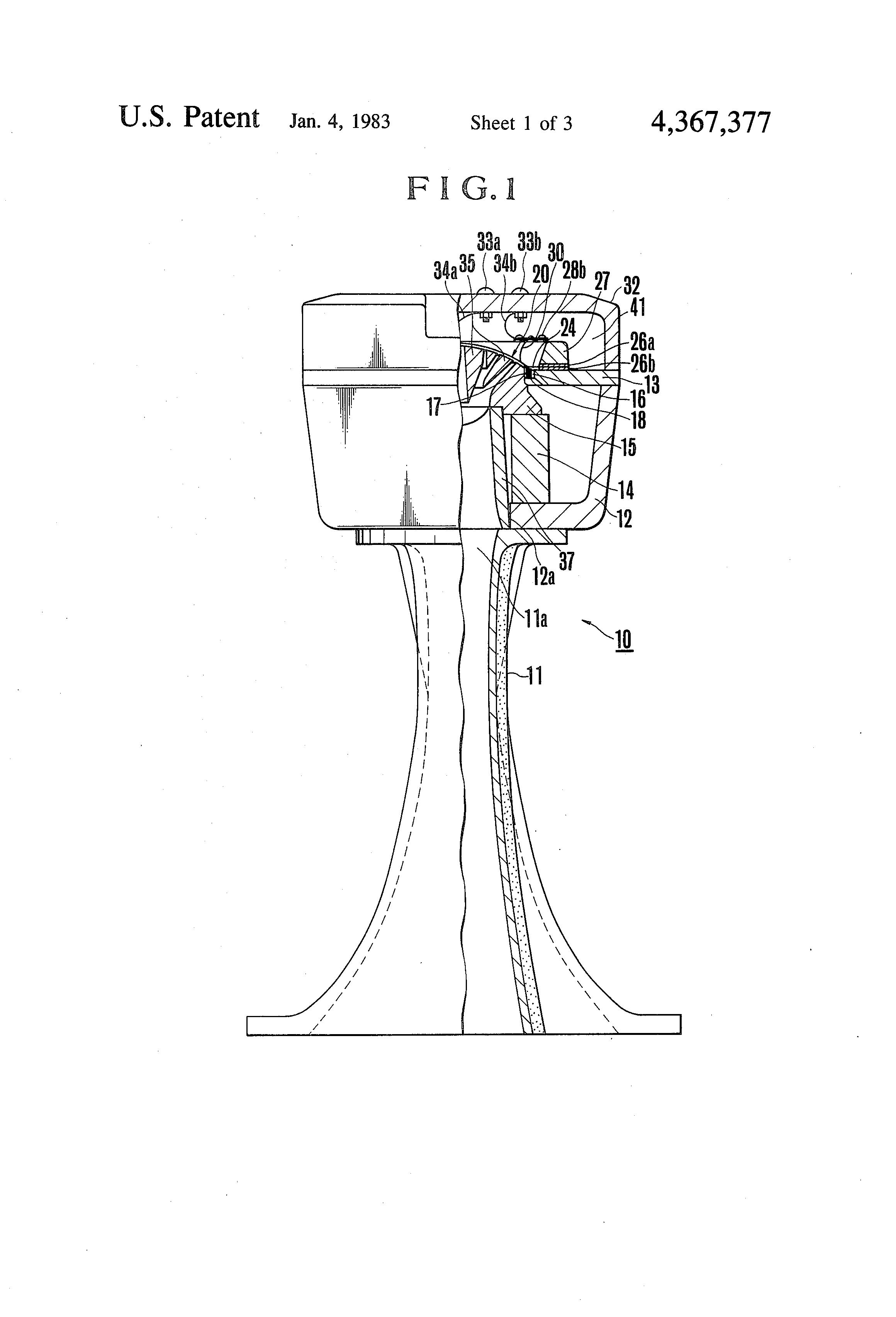 patent us4367377