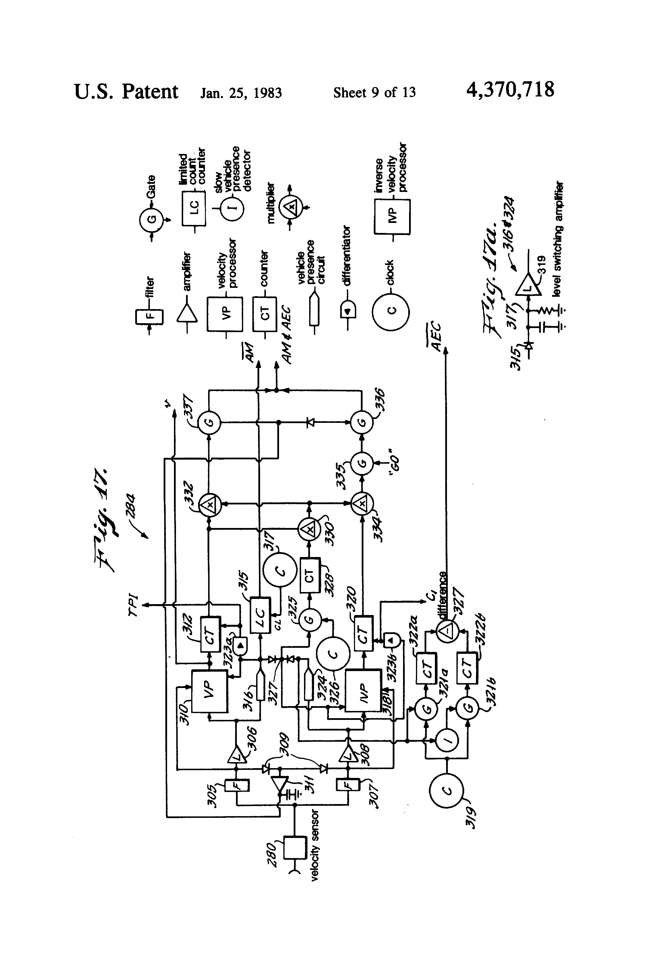 US4370718 9 patent us4370718 responsive traffic light control system and asv rc60 wiring diagram at gsmportal.co