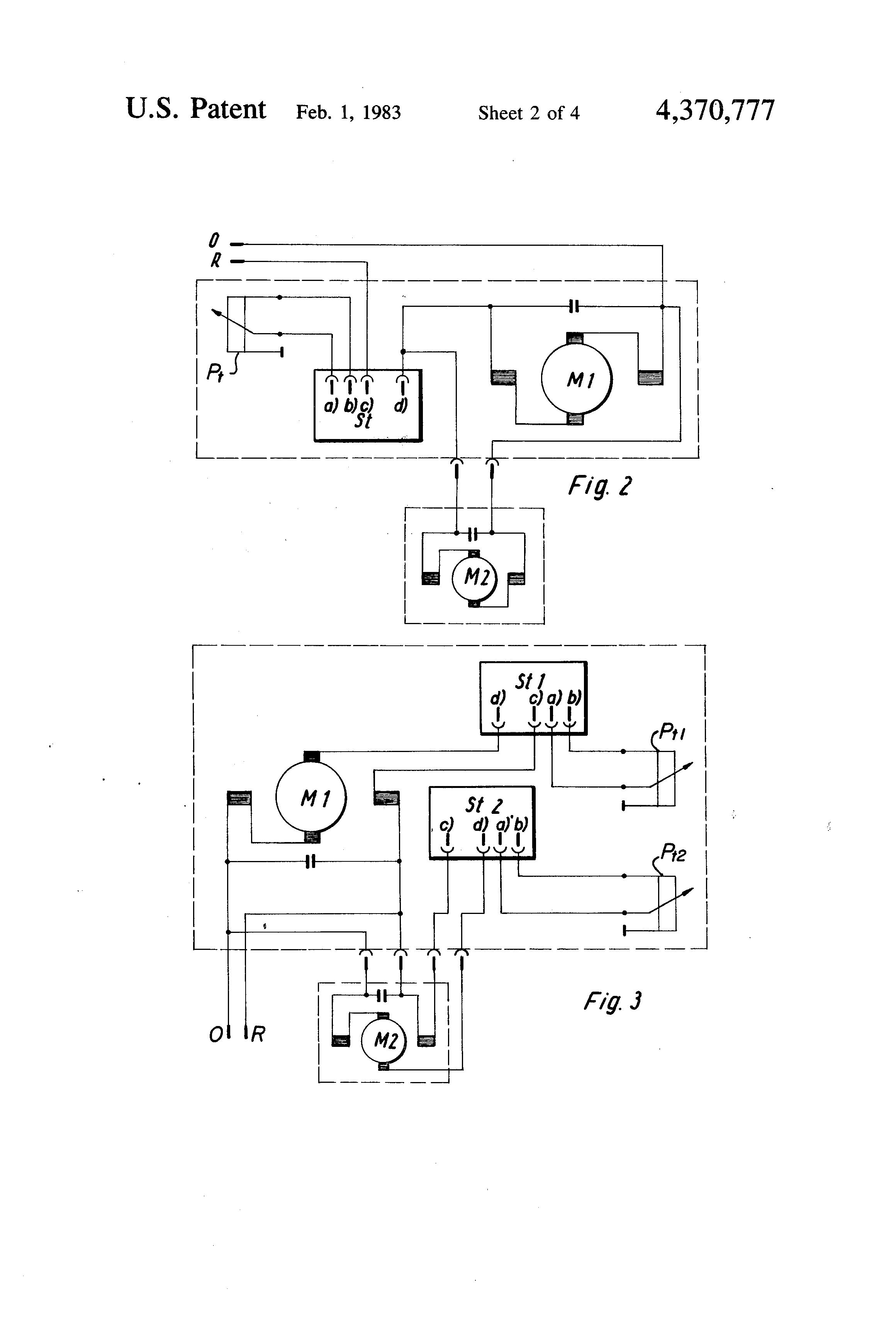 patent us4370777 electric motor control for vacuum cleaner SL3-SWM Wiring Diagrams  Electrolux Vacuum Parts Electrolux Wiring Schematic Kirby Vacuum Wiring Diagram